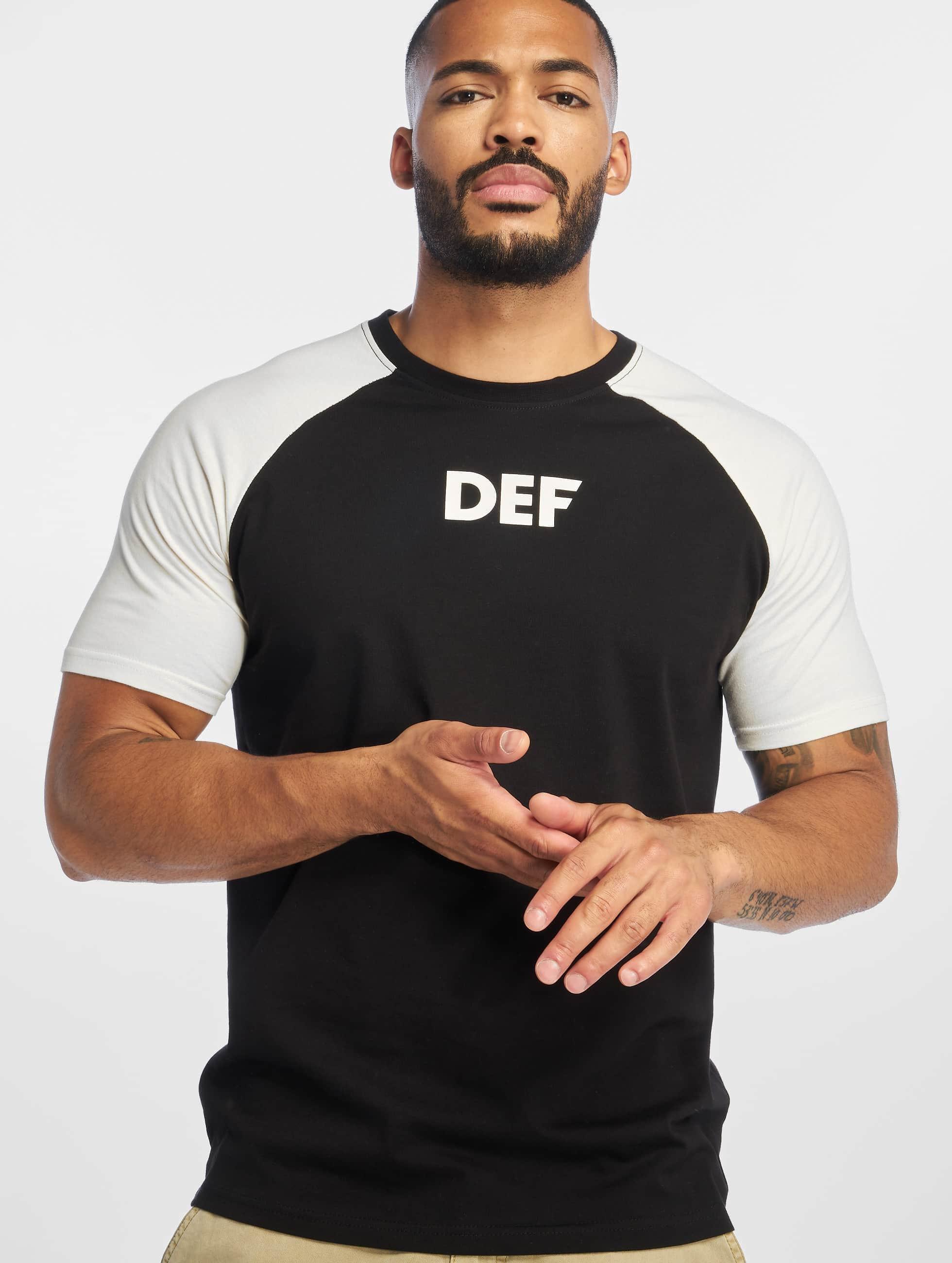 DEF / T-Shirt Case in black S
