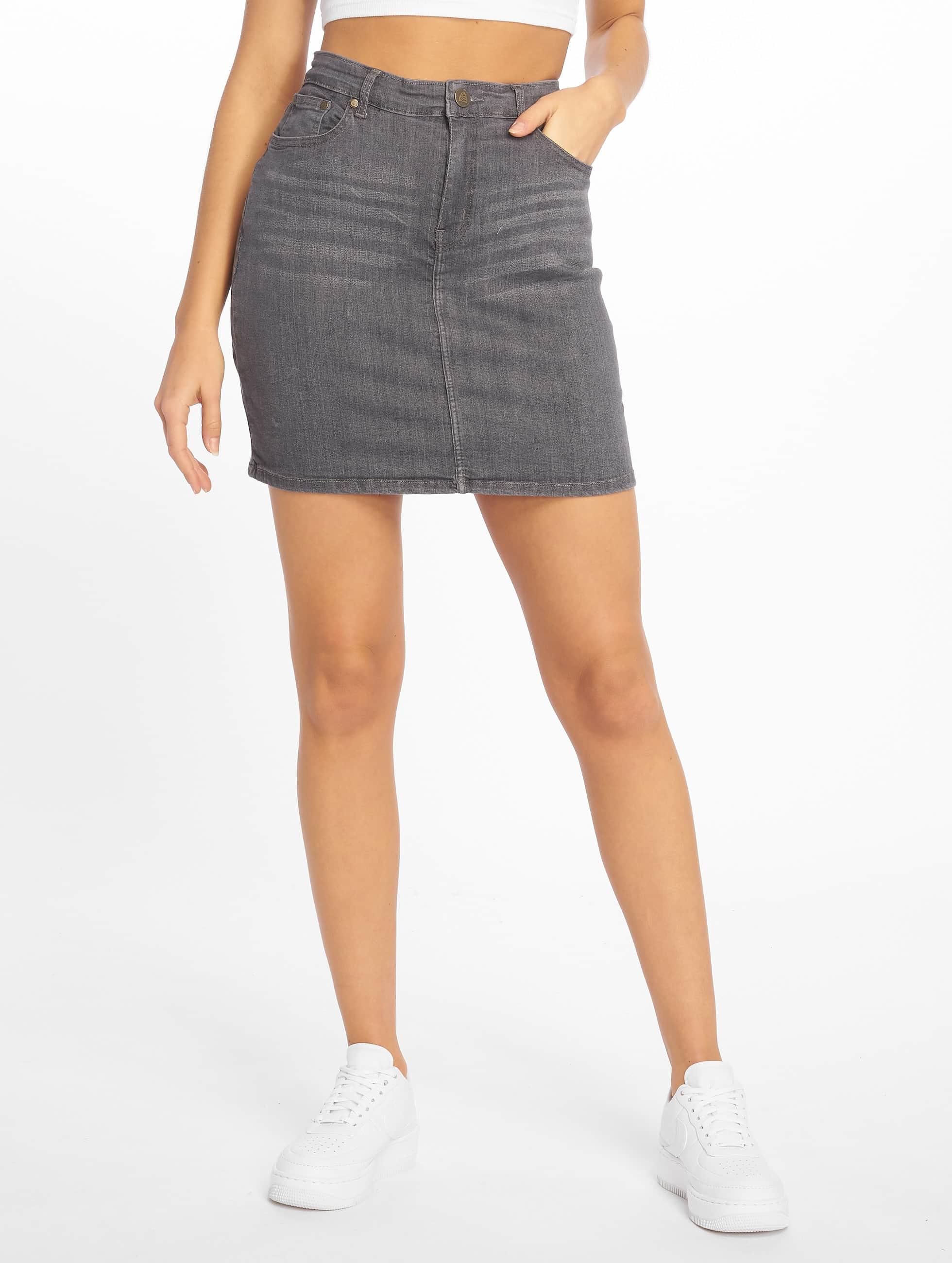 Just Rhyse / Skirt Roseville in grey XL