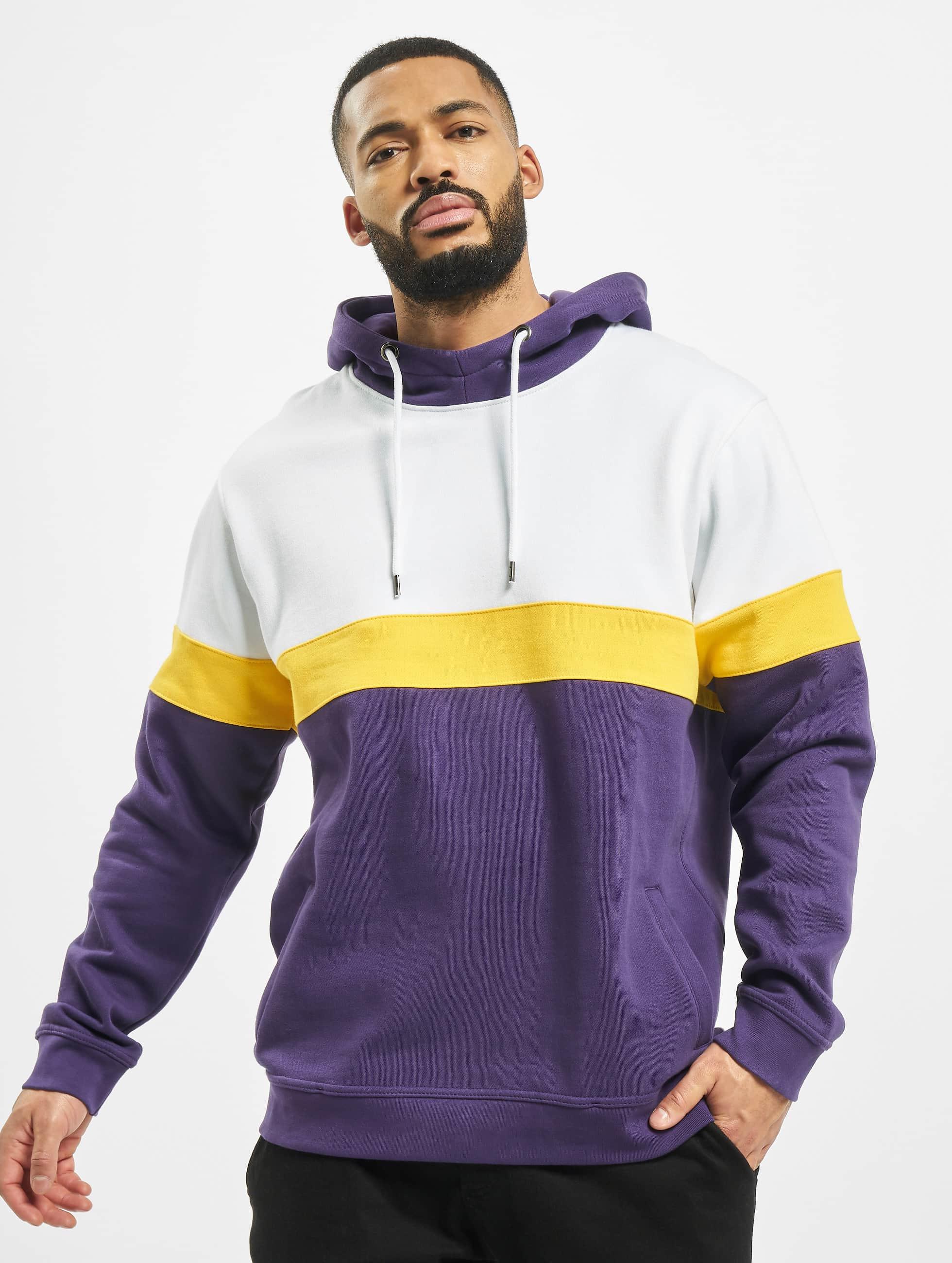 DEF / Hoodie Rye in purple S