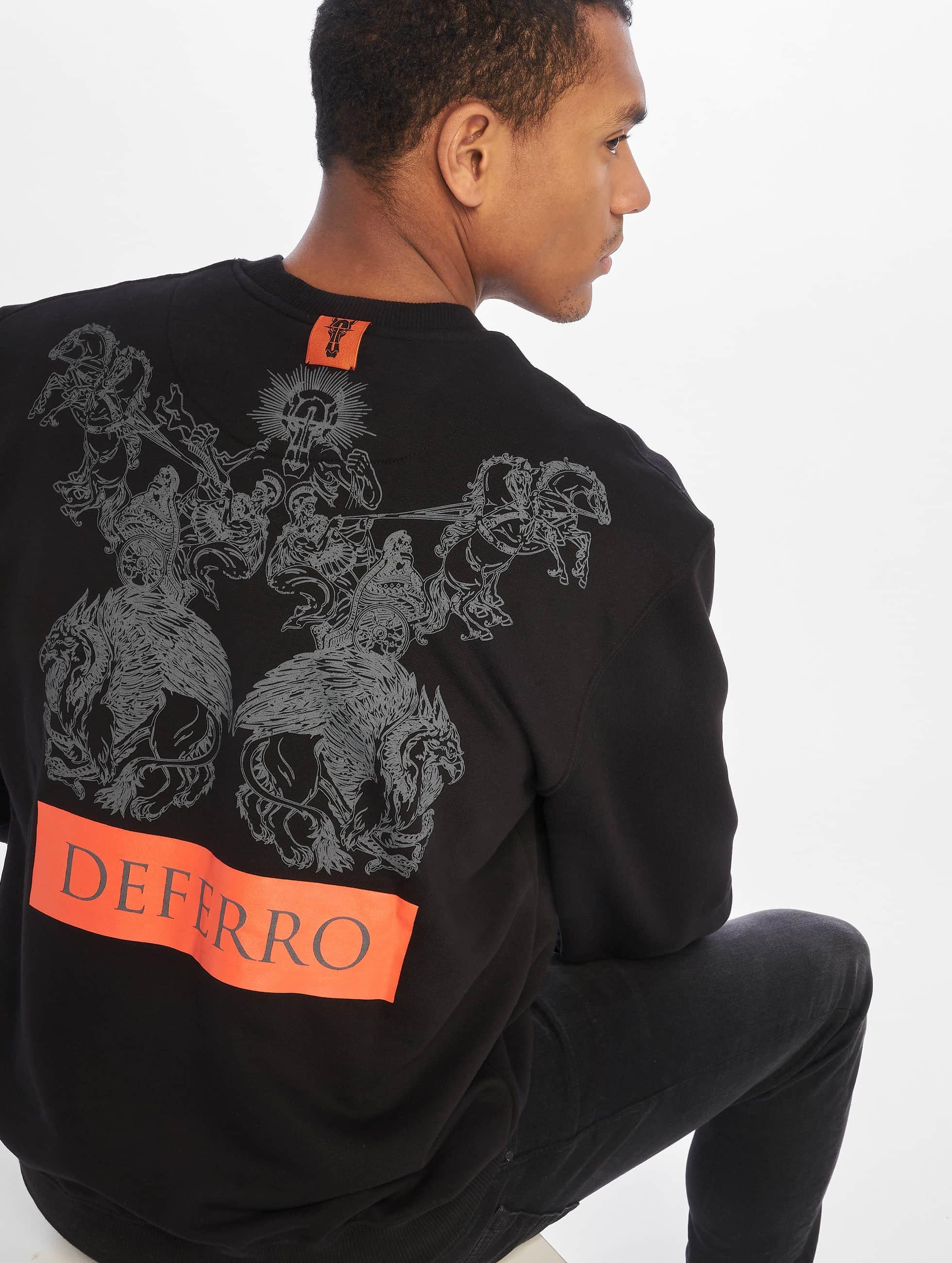 De Ferro / Jumper Mighty Deferro in black M