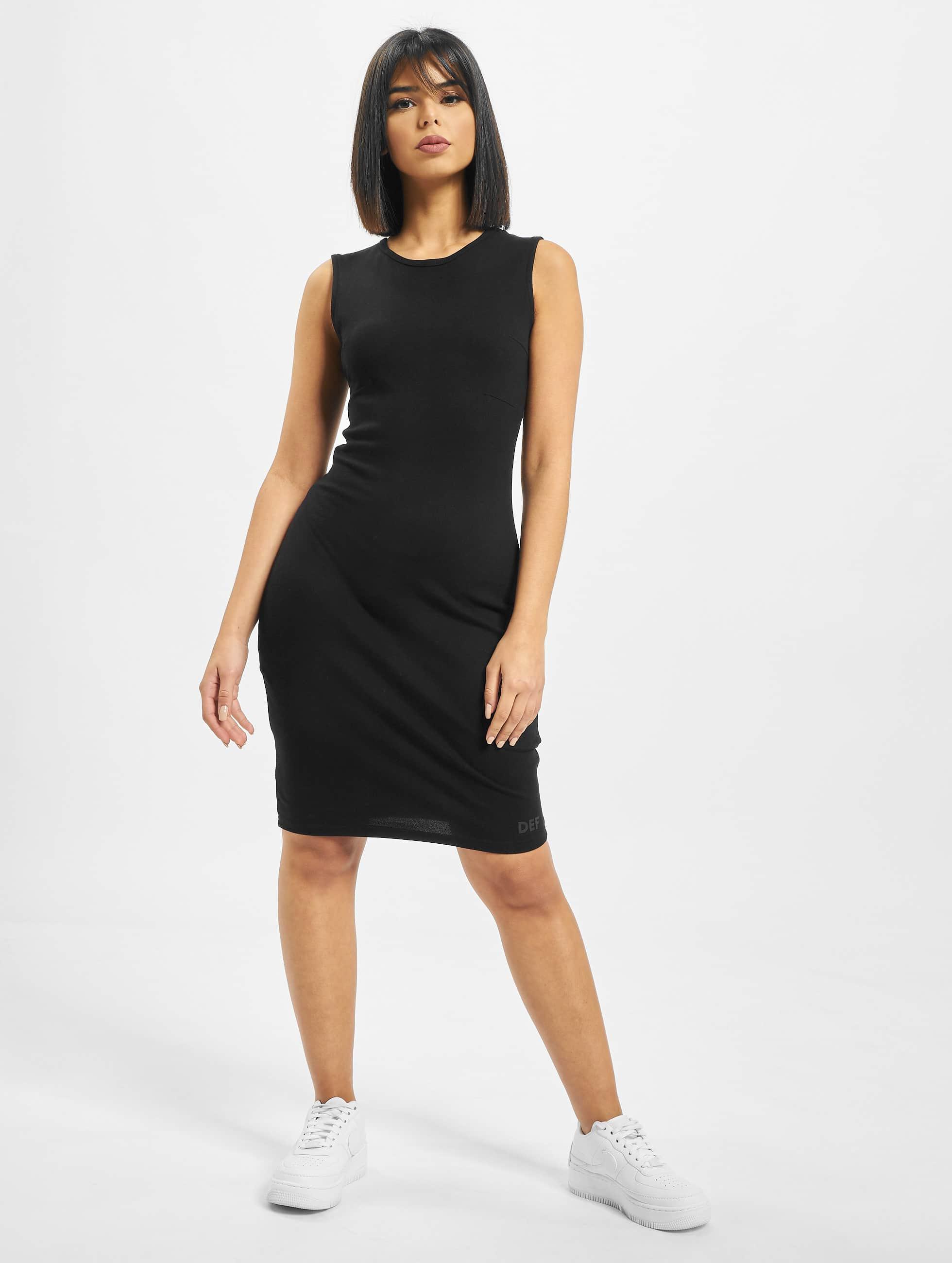 DEF / Dress Ashley in black L