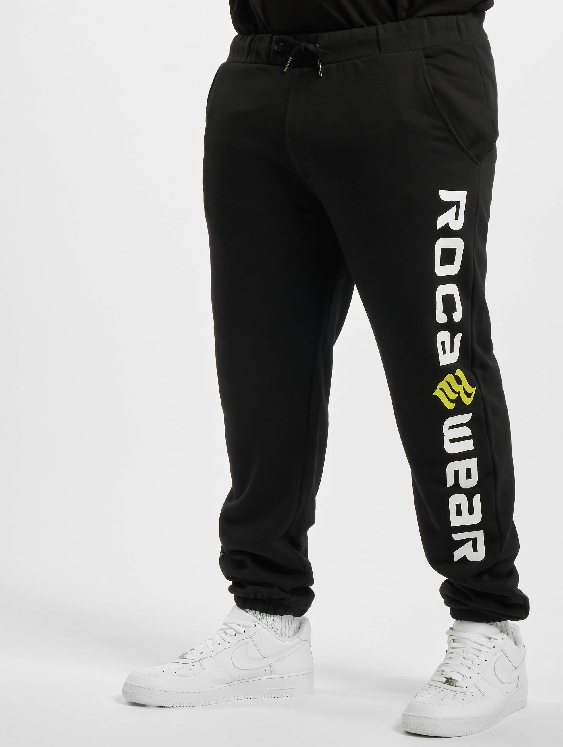 Rocawear / Sweat Pant Big Basic in black 9XL