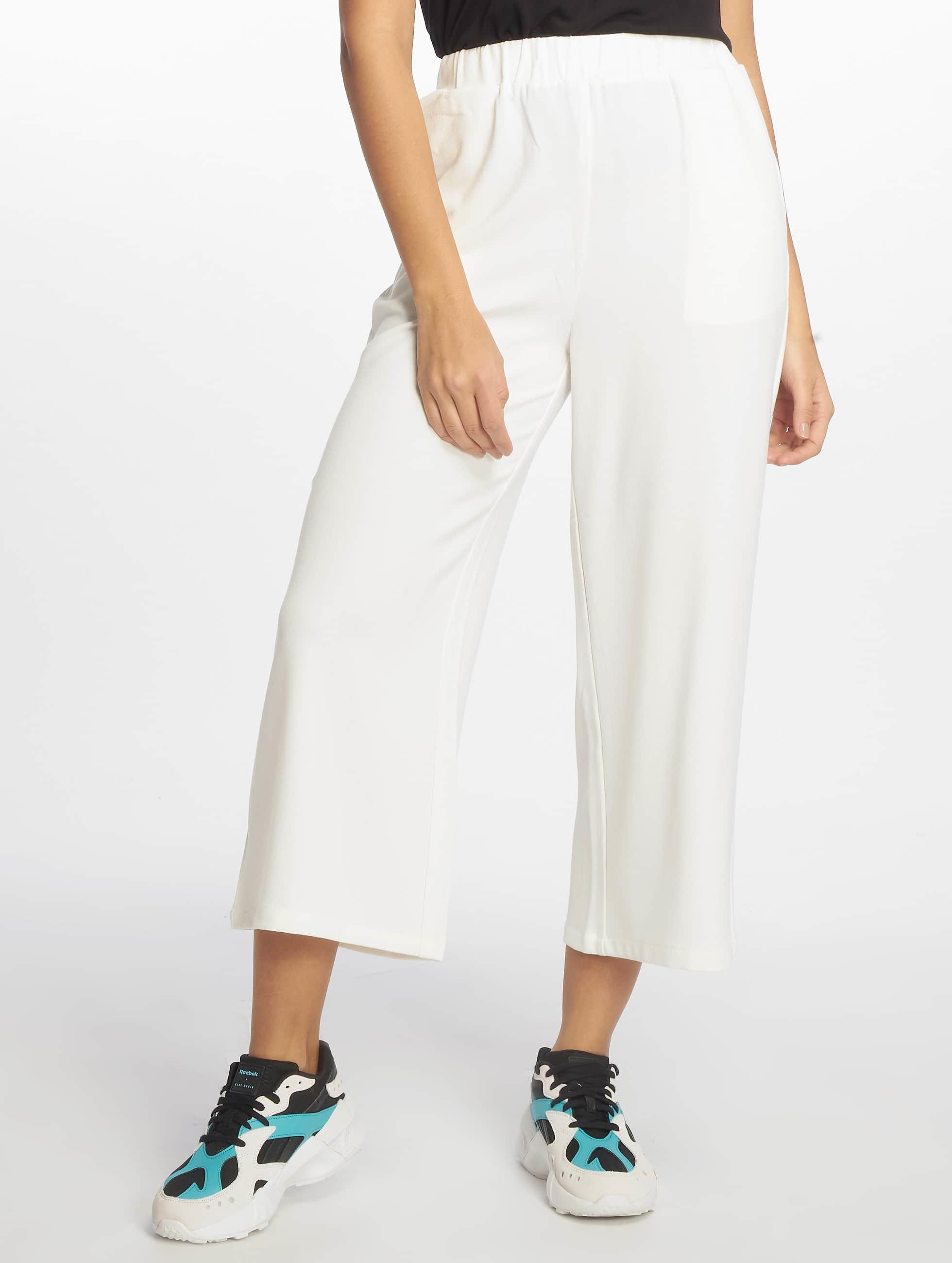 Dr. Denim | Abel blanc Femme Pantalon chino