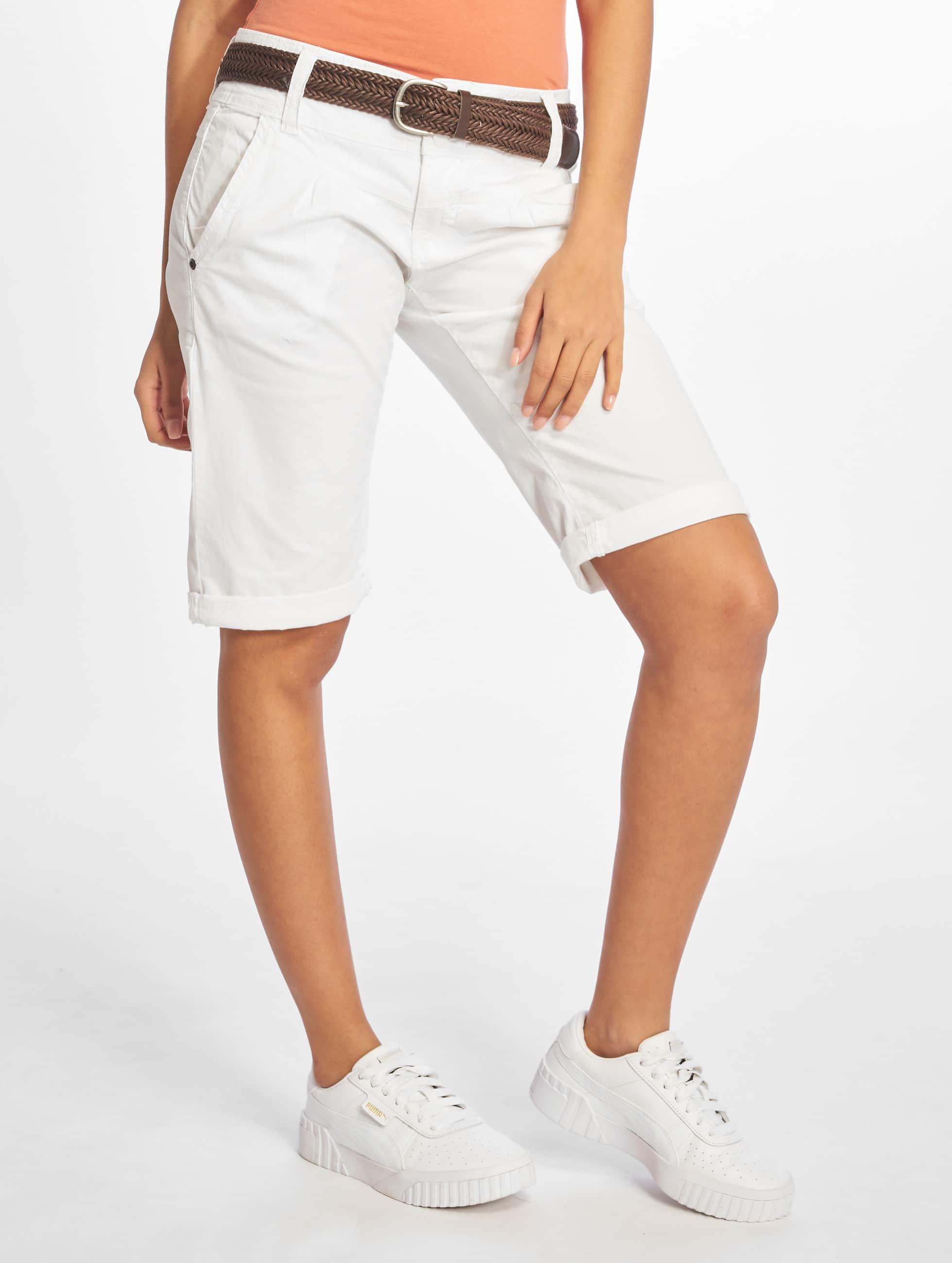 Fresh Made | Bermuda blanc Femme Short