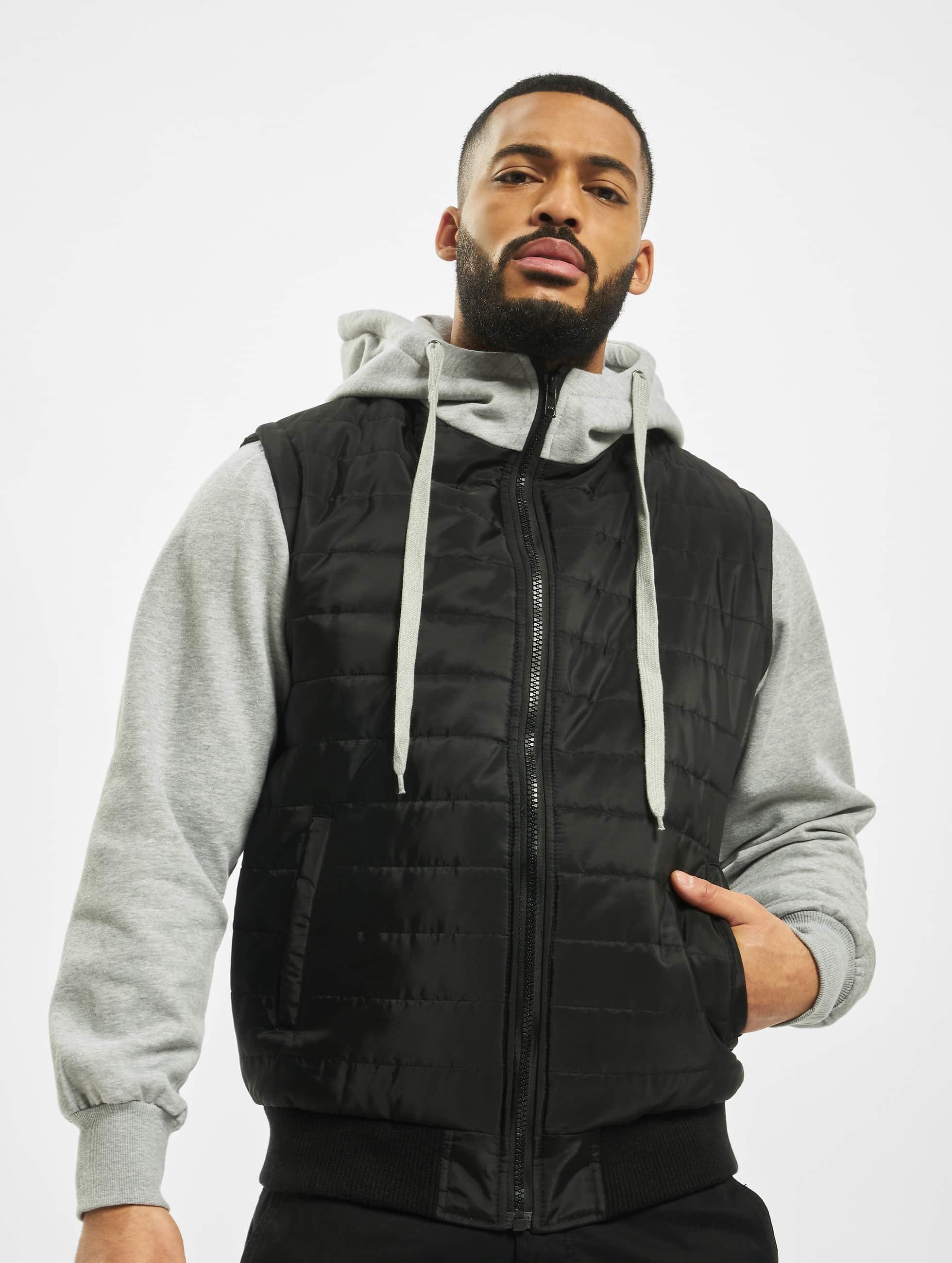 DEF / Vest Humza in black XL