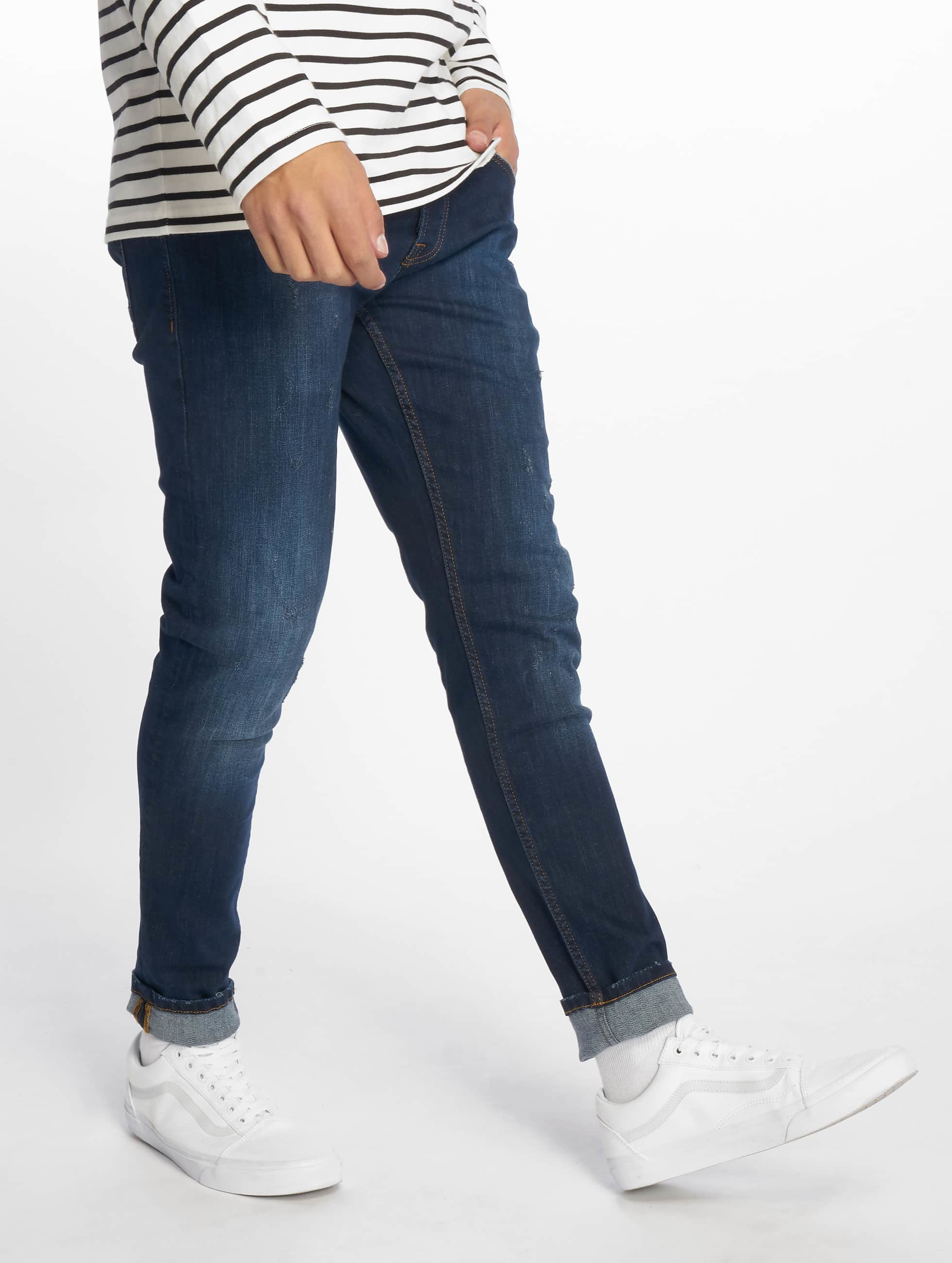 2Y / Slim Fit Jeans Malcolm in blue W 32