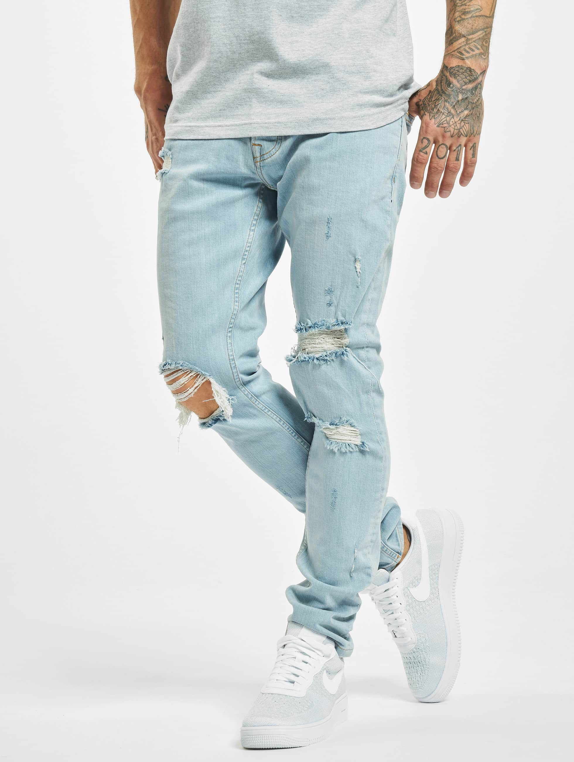2Y / Slim Fit Jeans Norman in blue W 36
