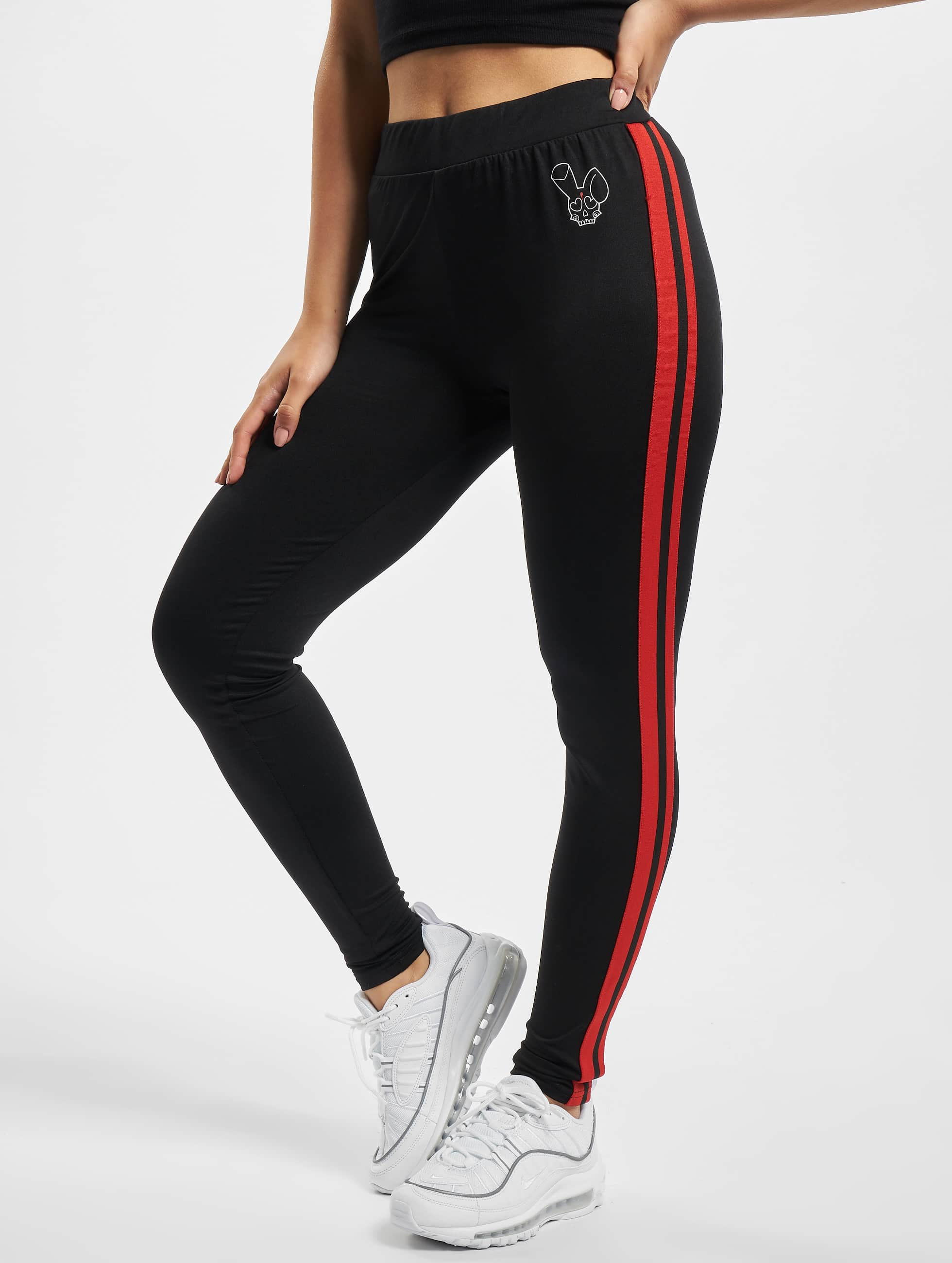 Who Shot Ya? / Legging/Tregging Hot Spin in black XS