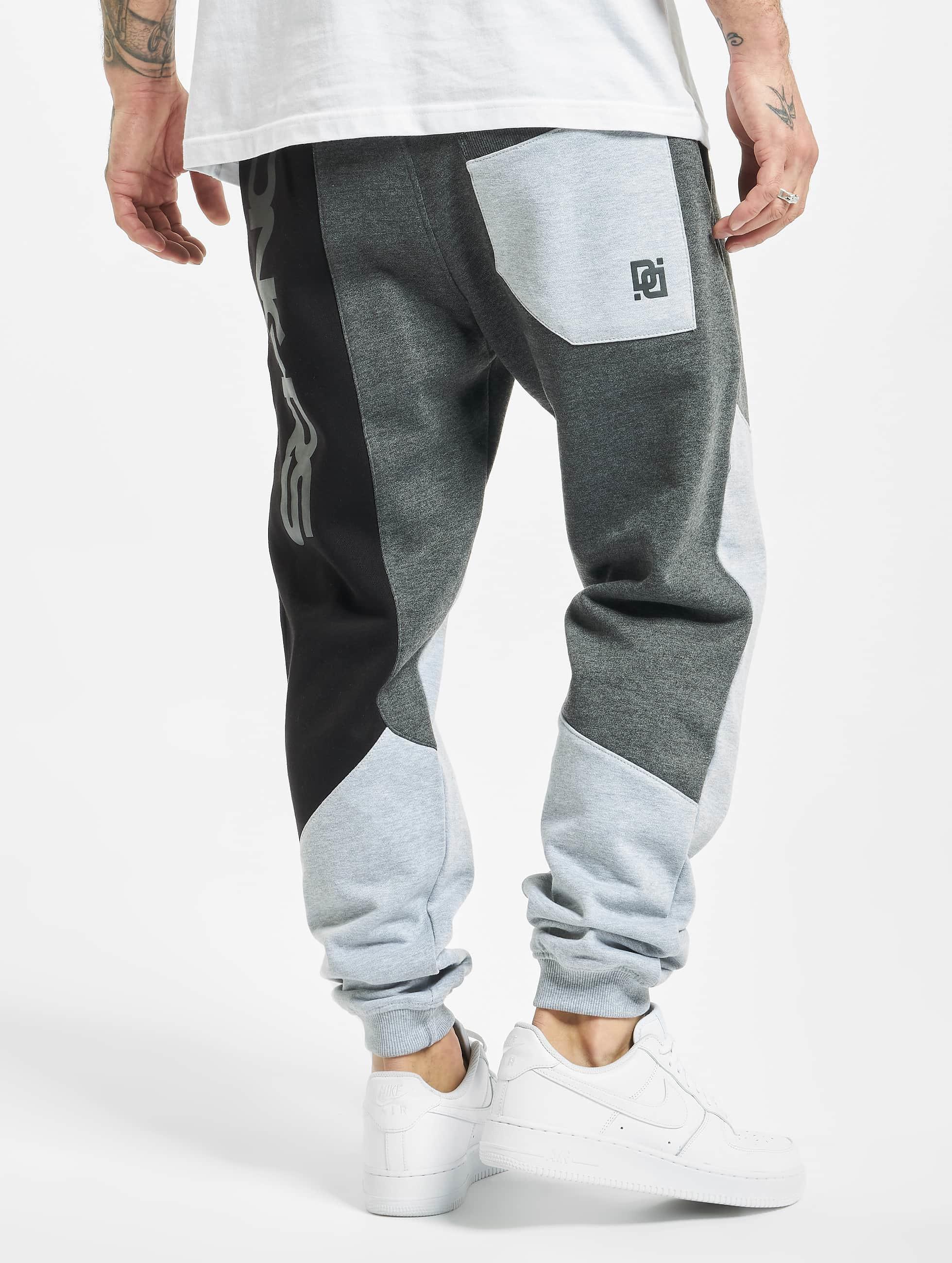 Dangerous DNGRS / Sweat Pant Cubix in grey XL