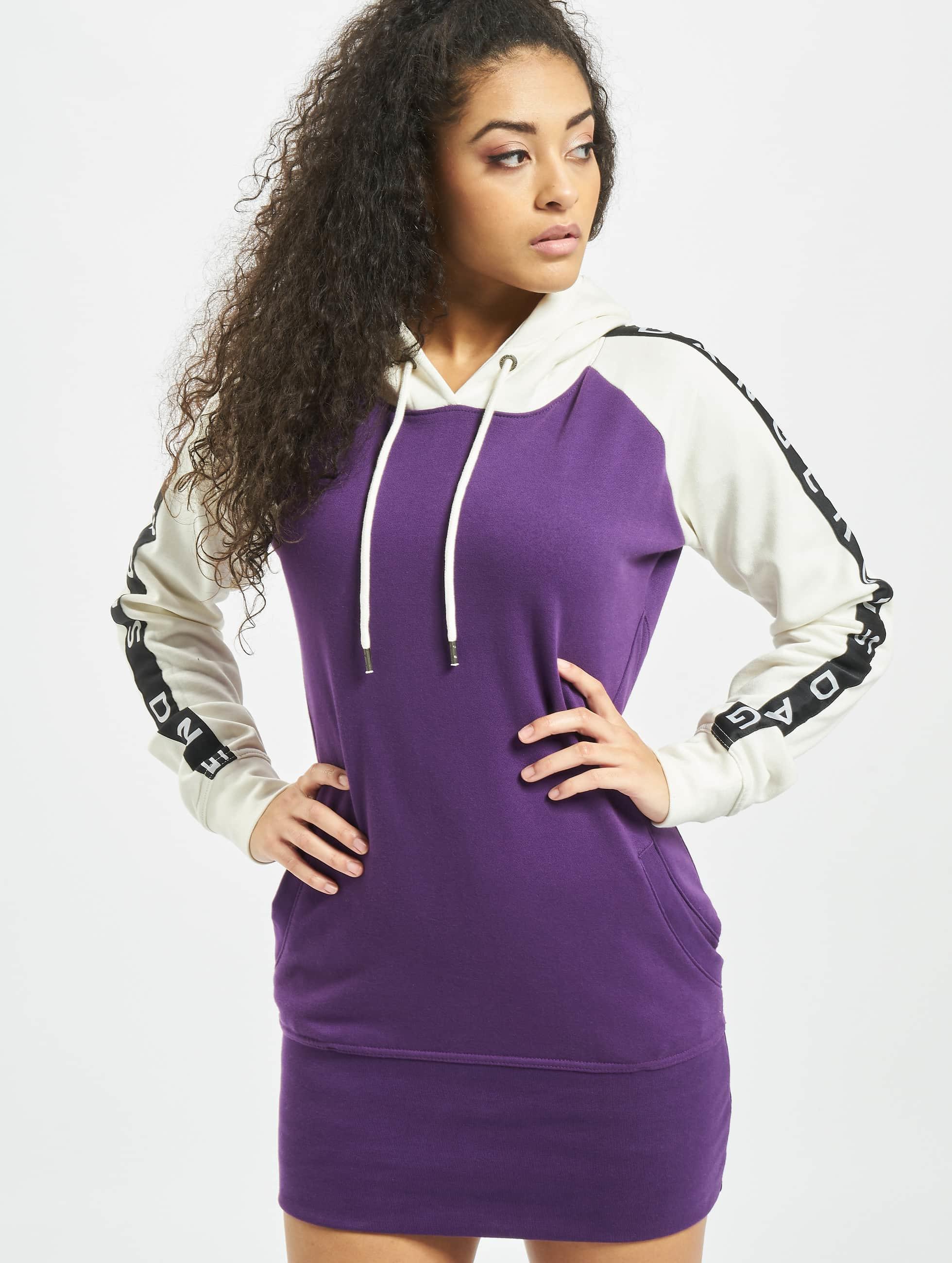 Dangerous DNGRS / Dress Weare in purple XS