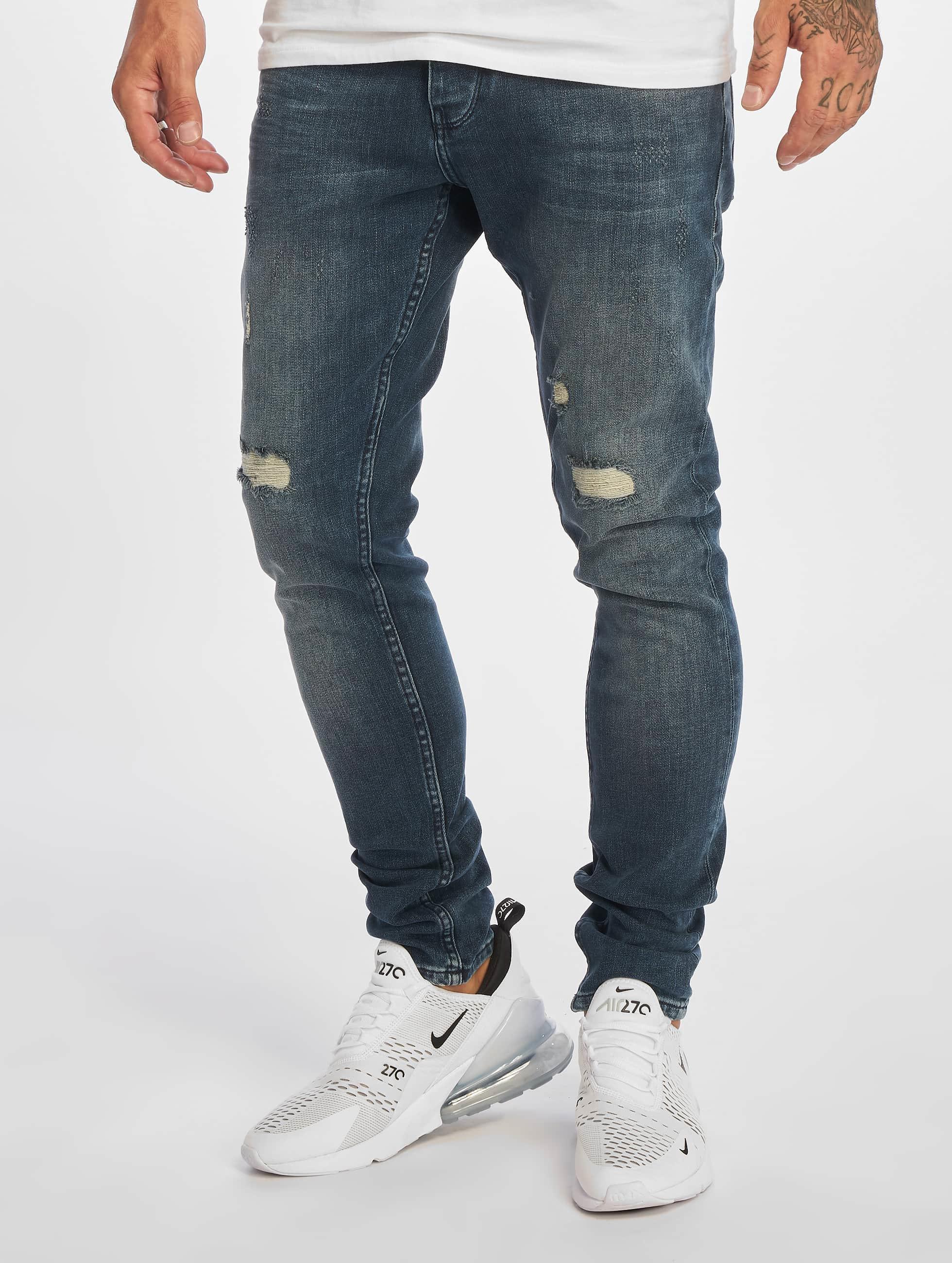 DEF / Slim Fit Jeans Yunus in blue W 31 L 34