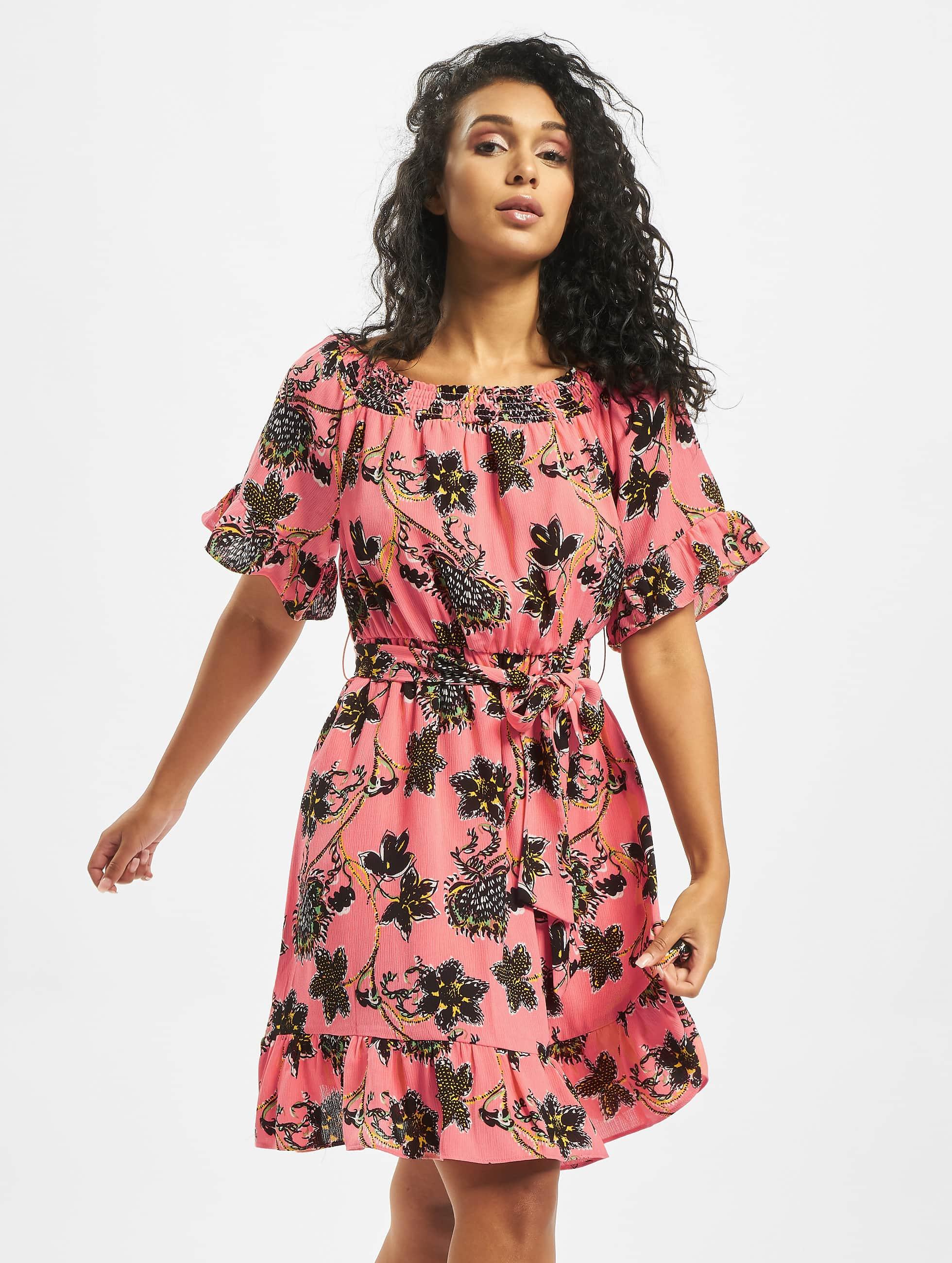 Glamorous Frauen Kleid Romy in pink