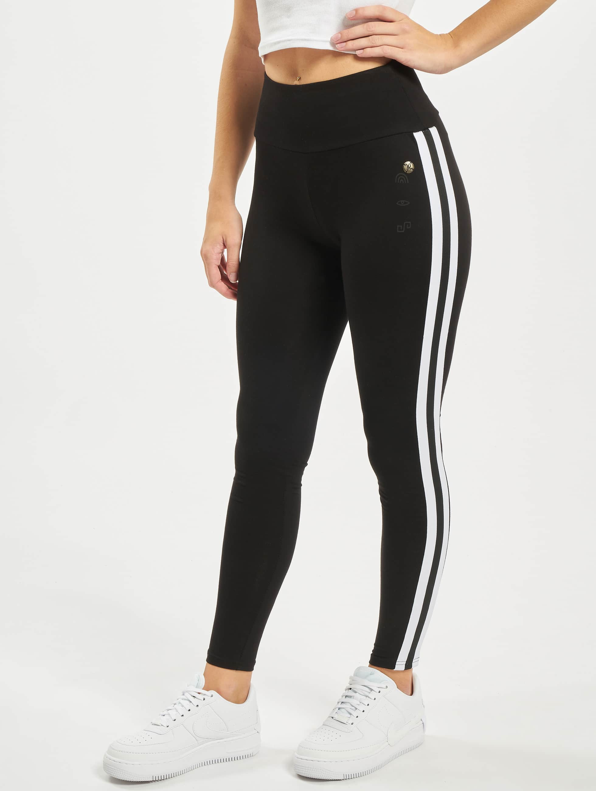 Just Rhyse / Legging/Tregging Villamontes in black S