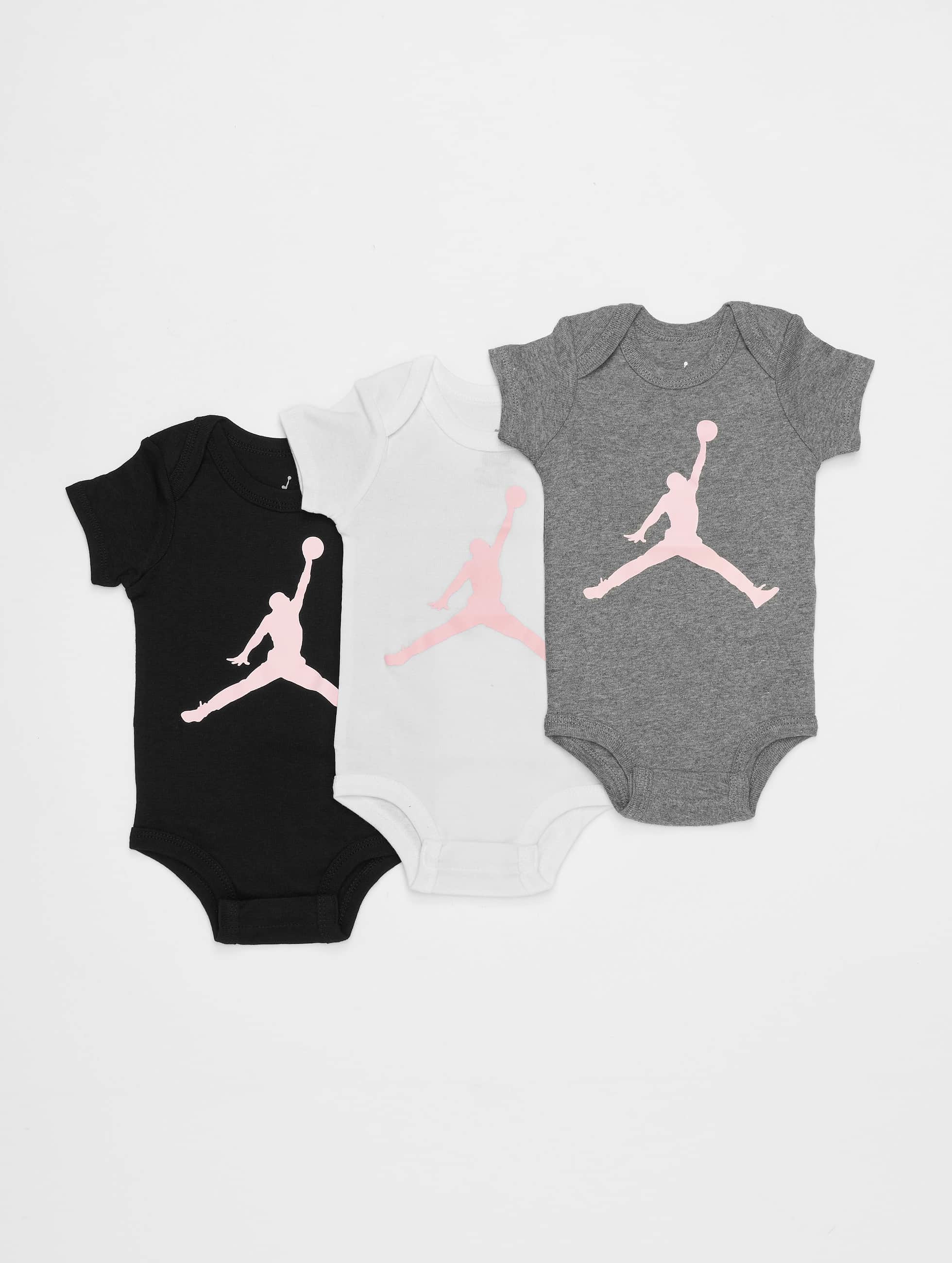 Jordan | 3-Pack Jumpman magenta Enfant Body