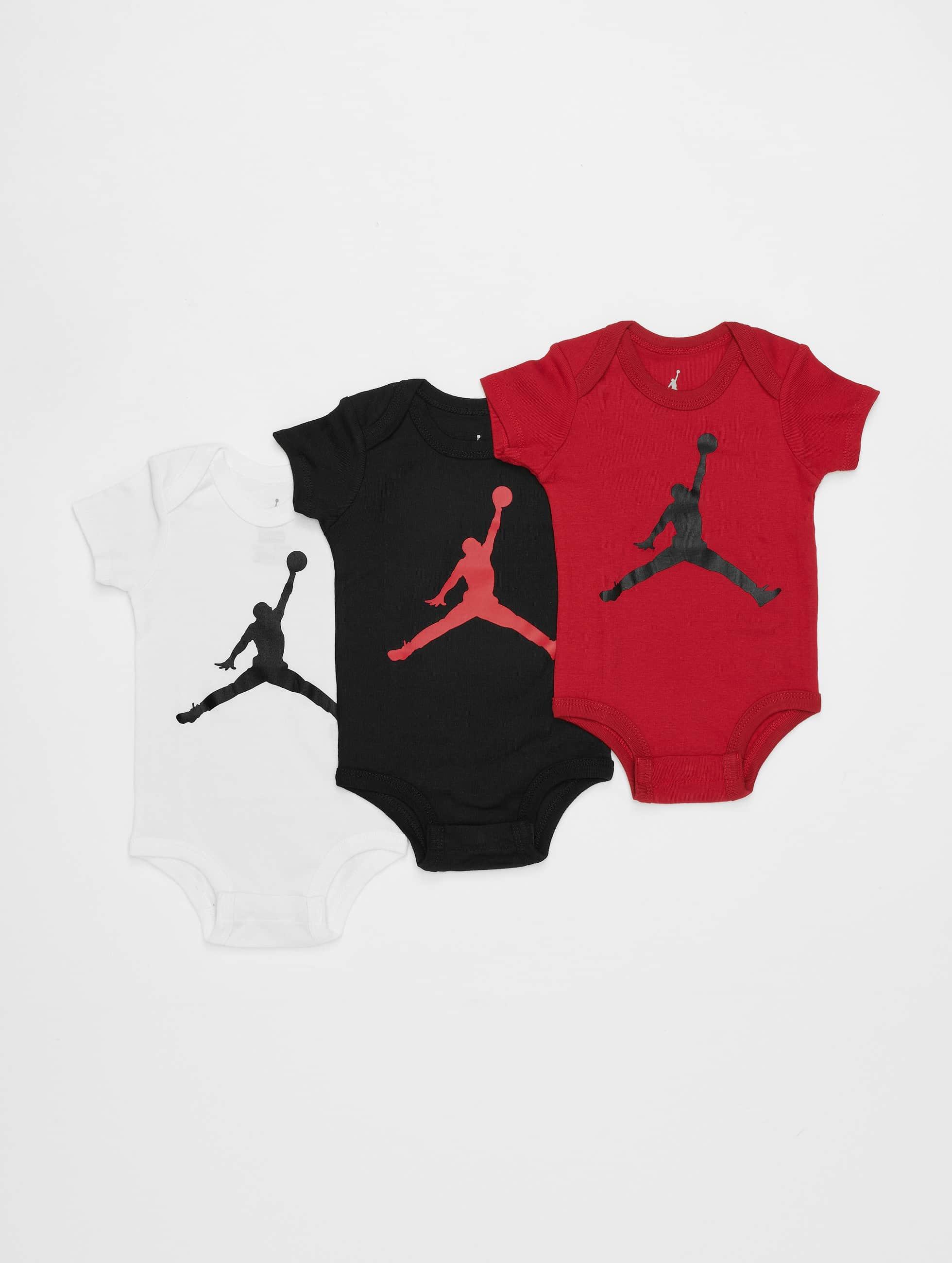Jordan | 3-Pack Jumpman noir Enfant Body