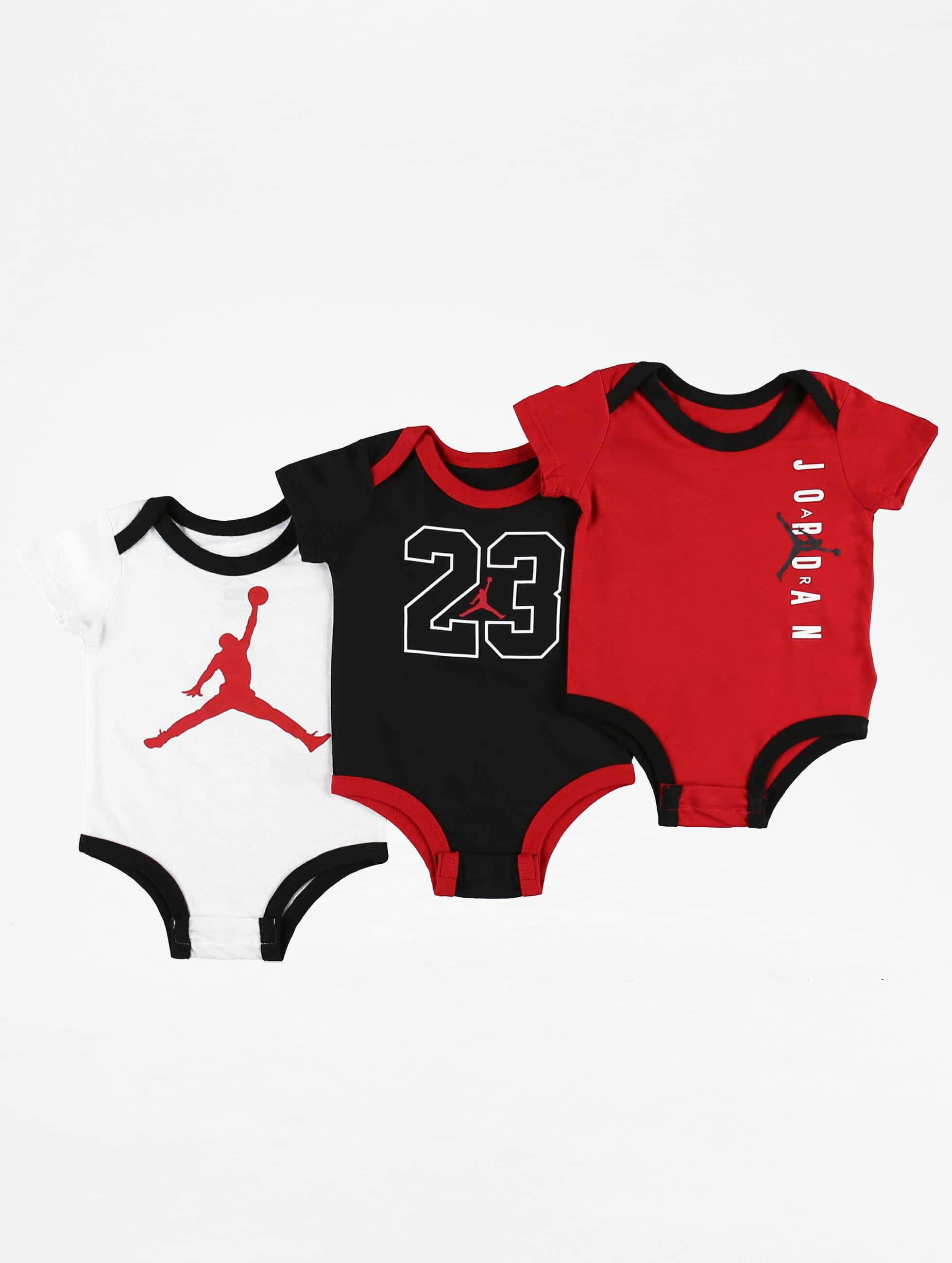Jordan | 3-Pack HBR  rouge Enfant Body