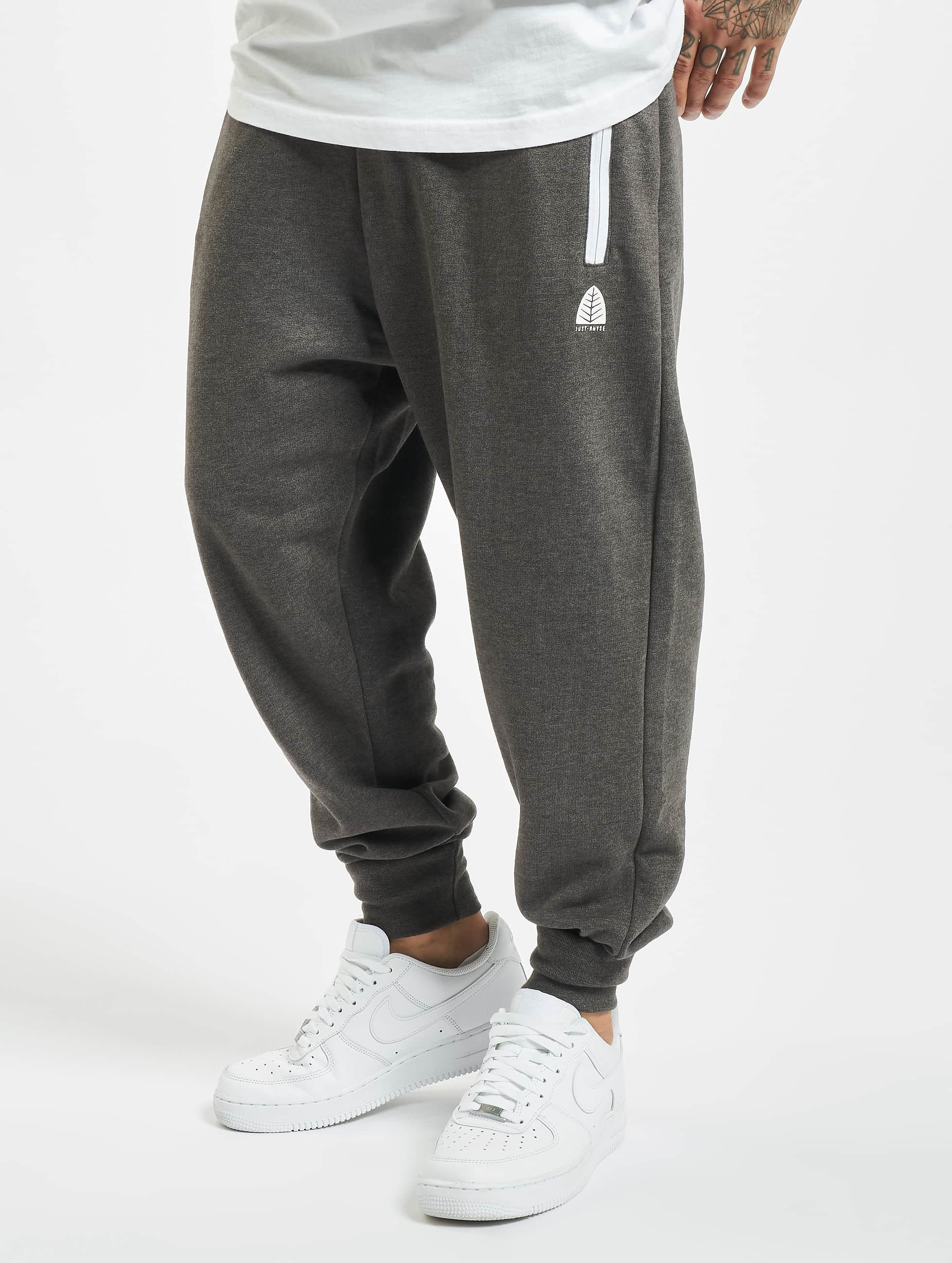 Just Rhyse / Sweat Pant Momo in grey XL