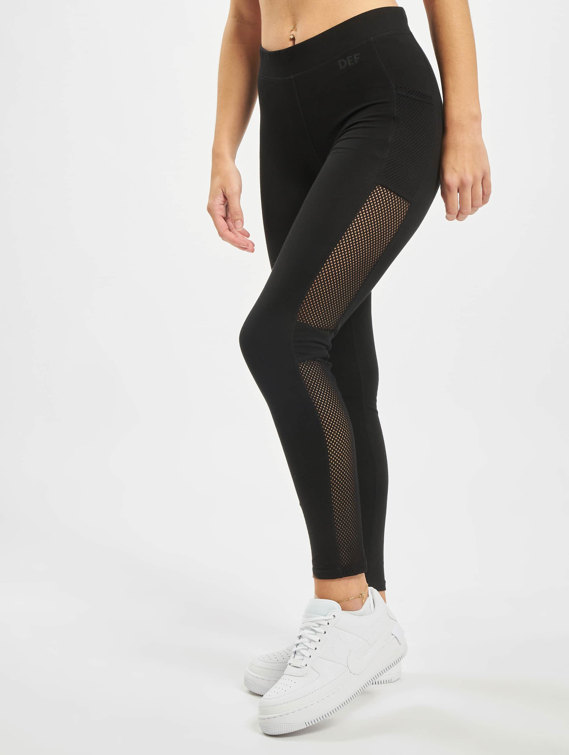 DEF / Legging/Tregging Kiana in black XS