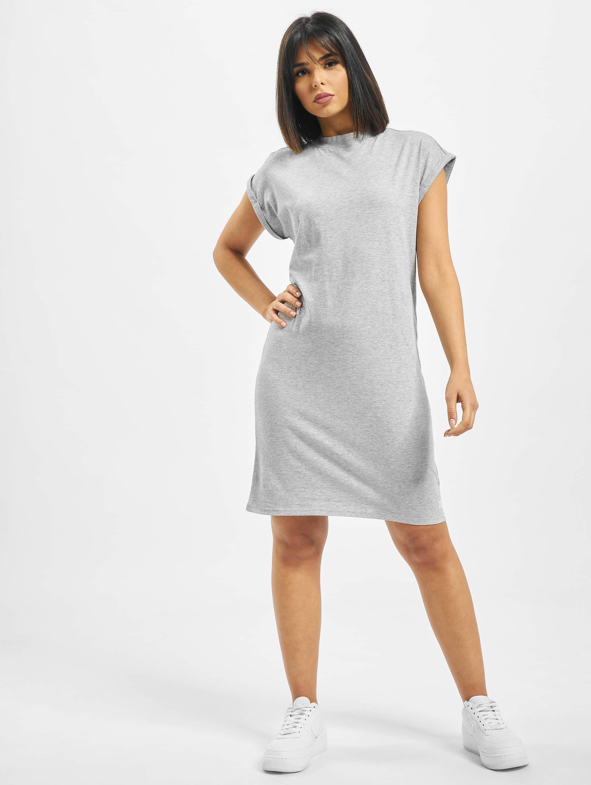 DEF / Dress Oliana in grey XL