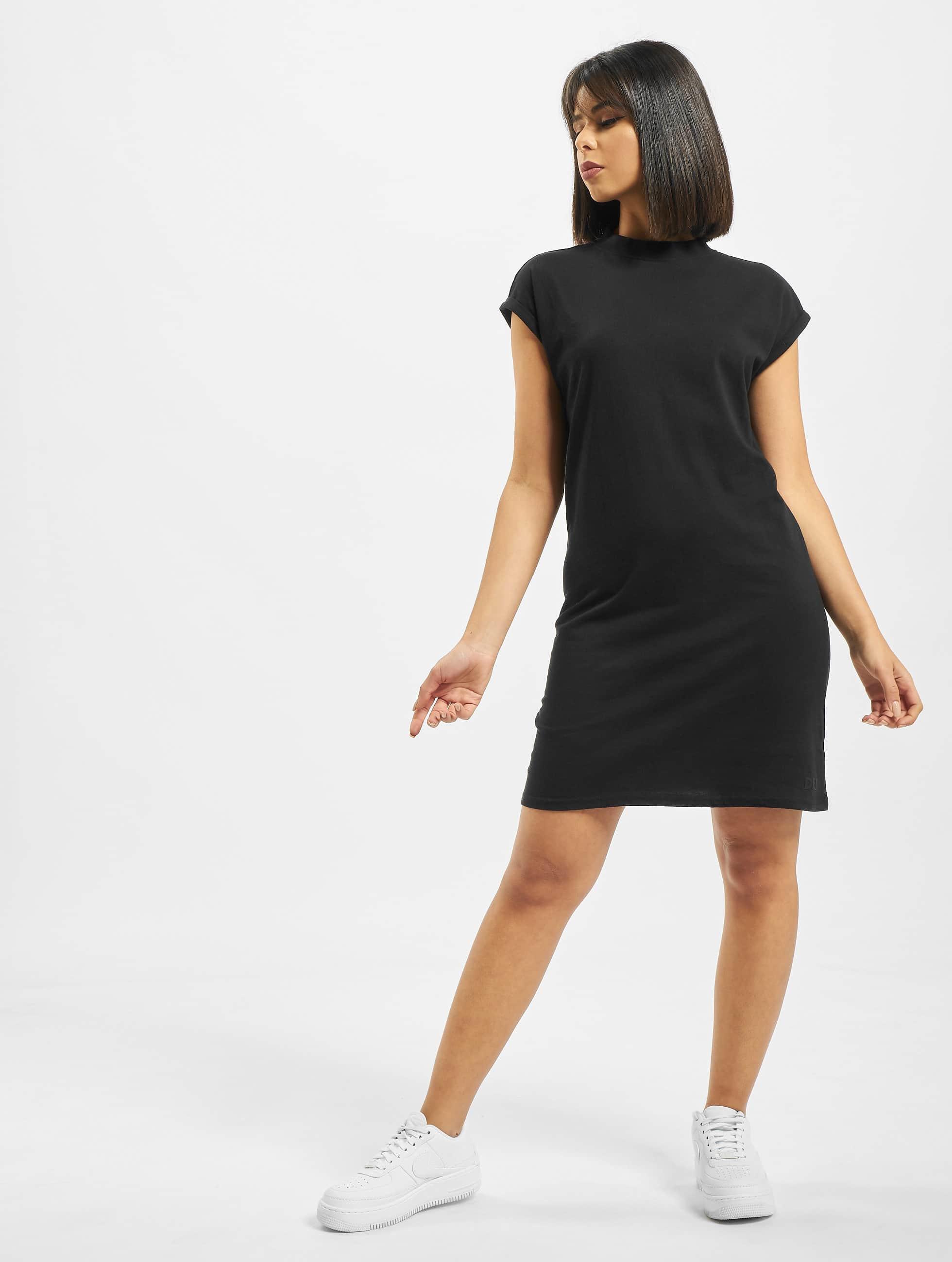 DEF / Dress Oliana in black XS