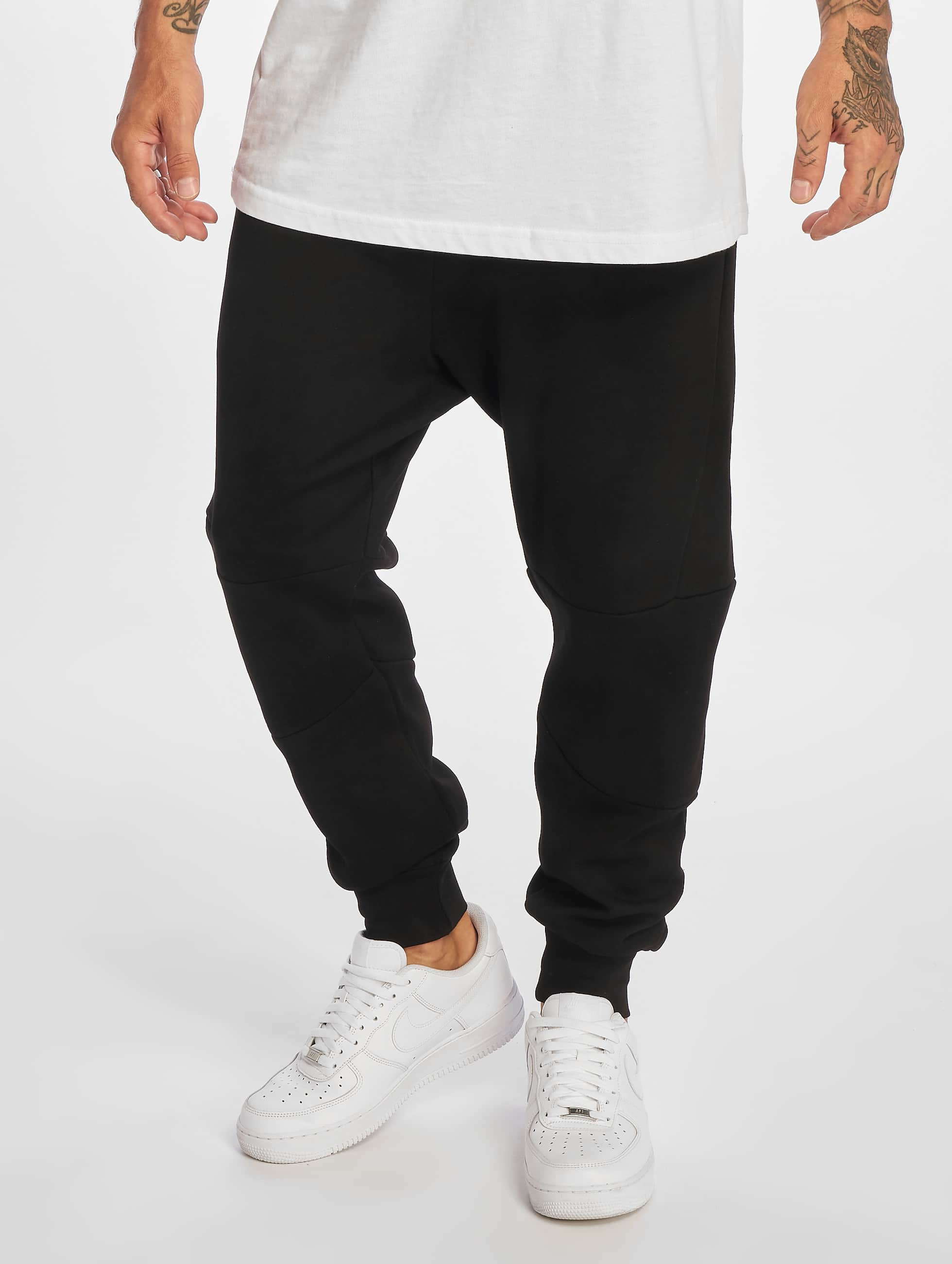 DEF / Sweat Pant Rami in black S