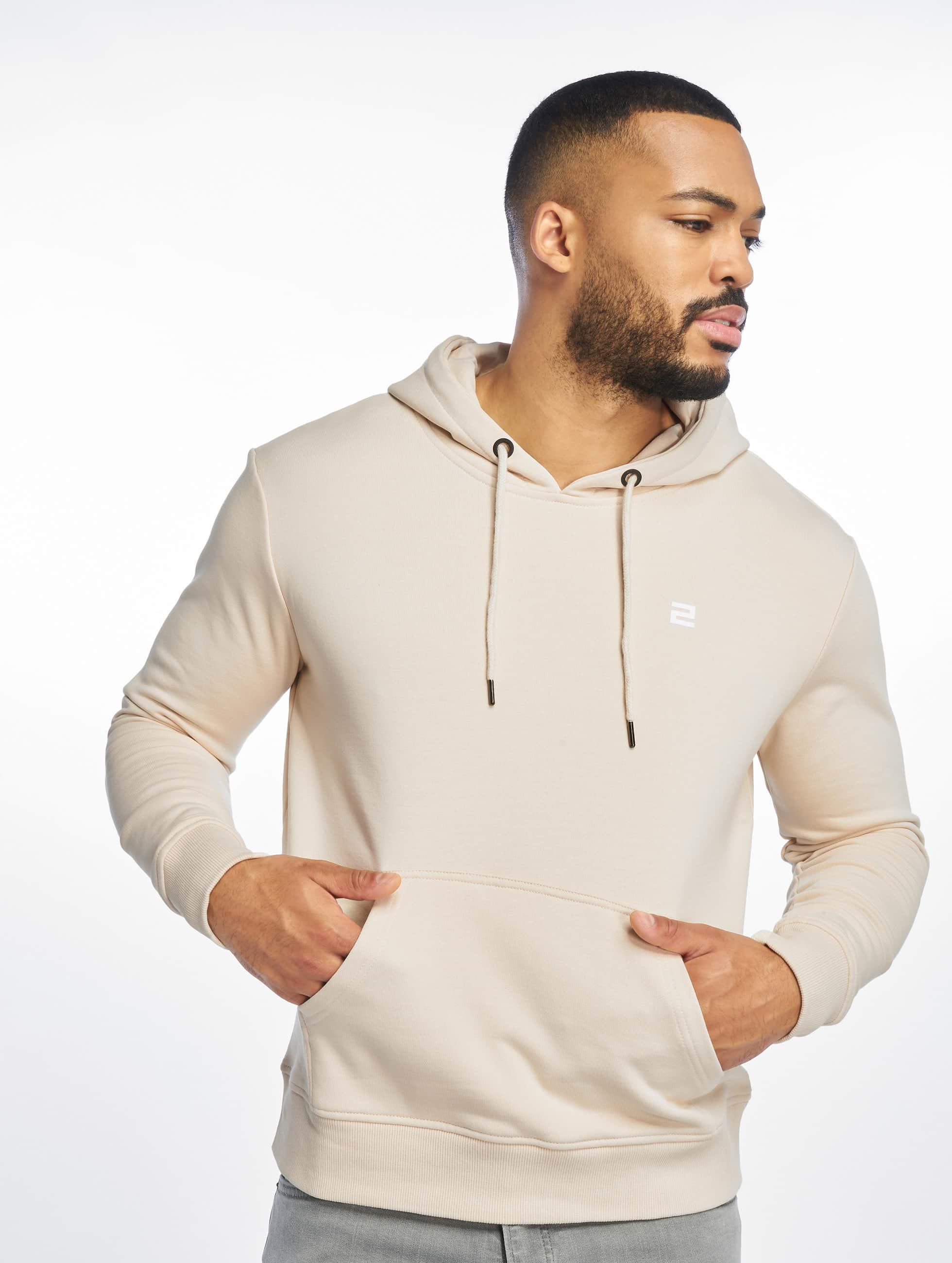 Lifted | Aton  beige Homme Sweat capuche