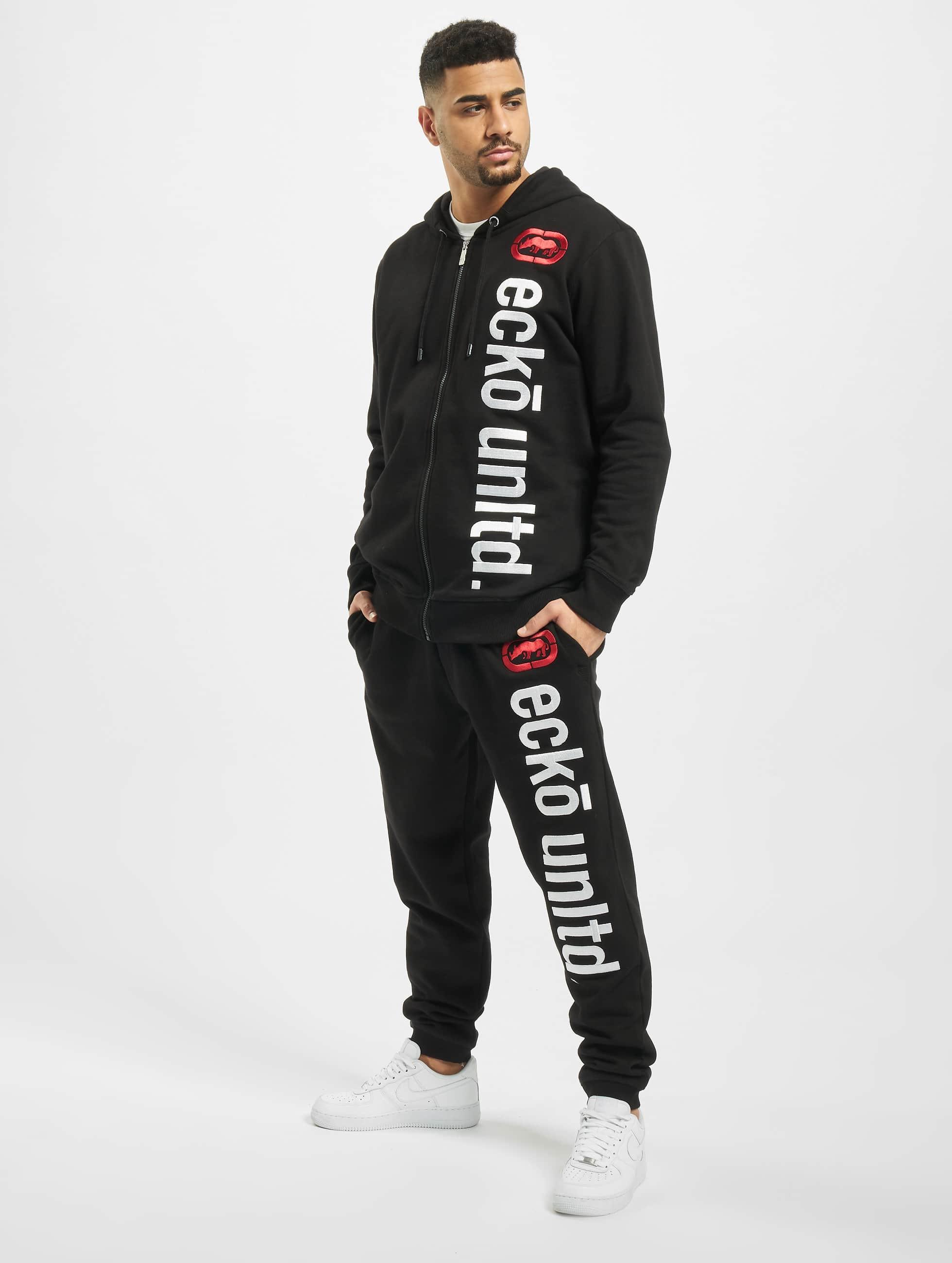 Ecko Unltd. / Suits 2 Face in black S