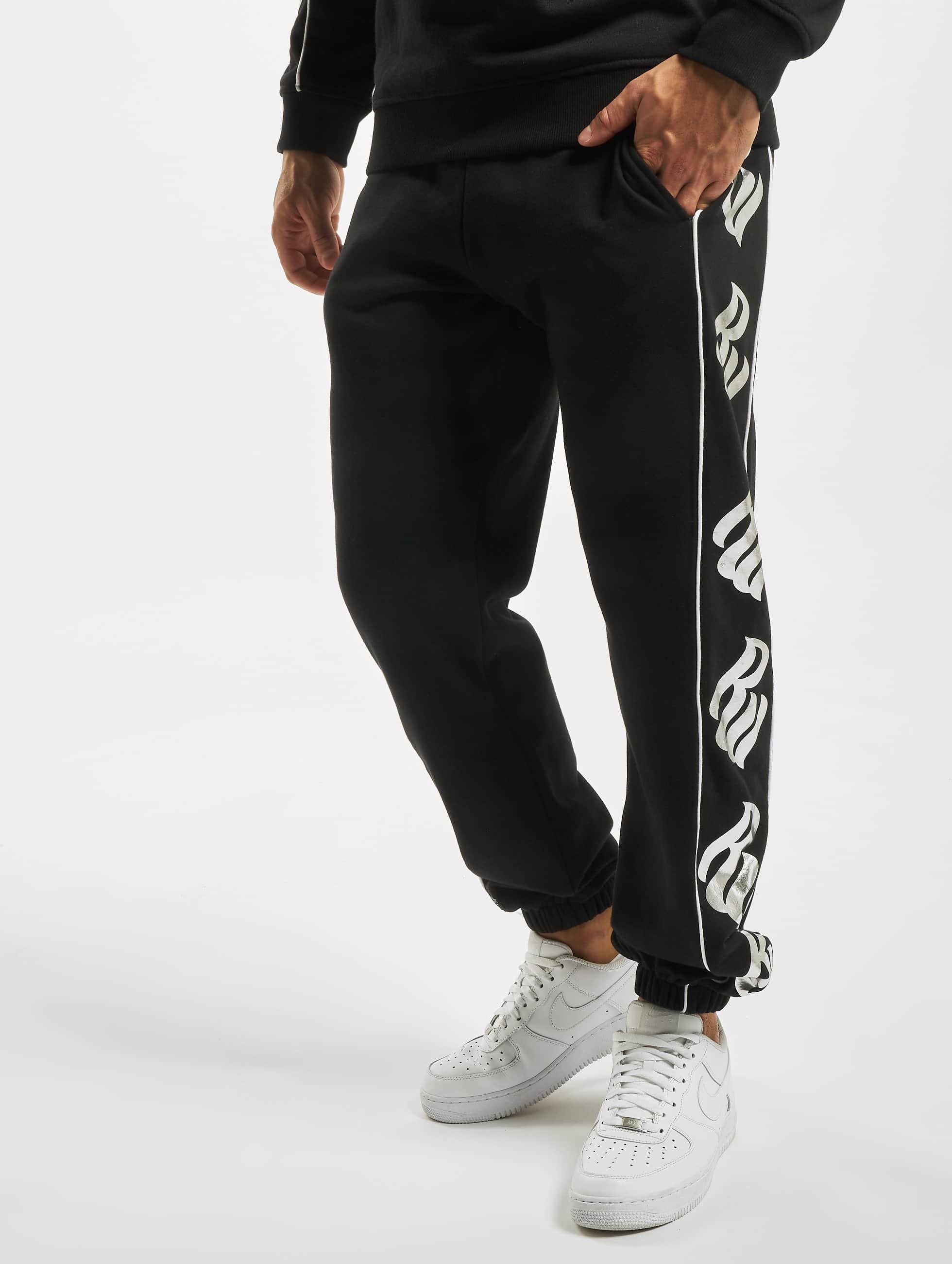 Rocawear / Sweat Pant Hudson in black 4XL