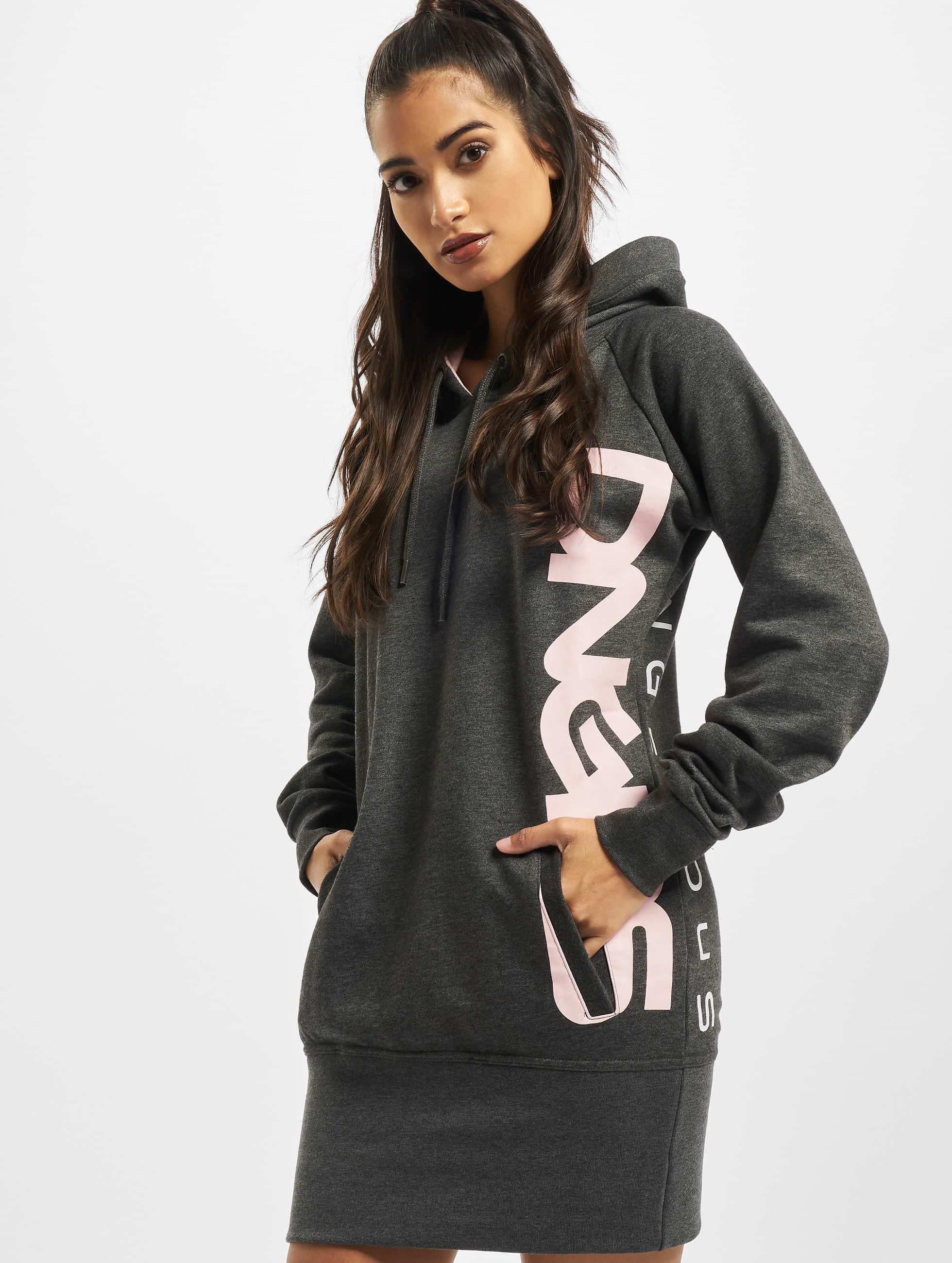 Dangerous DNGRS / Dress Classic in grey XS