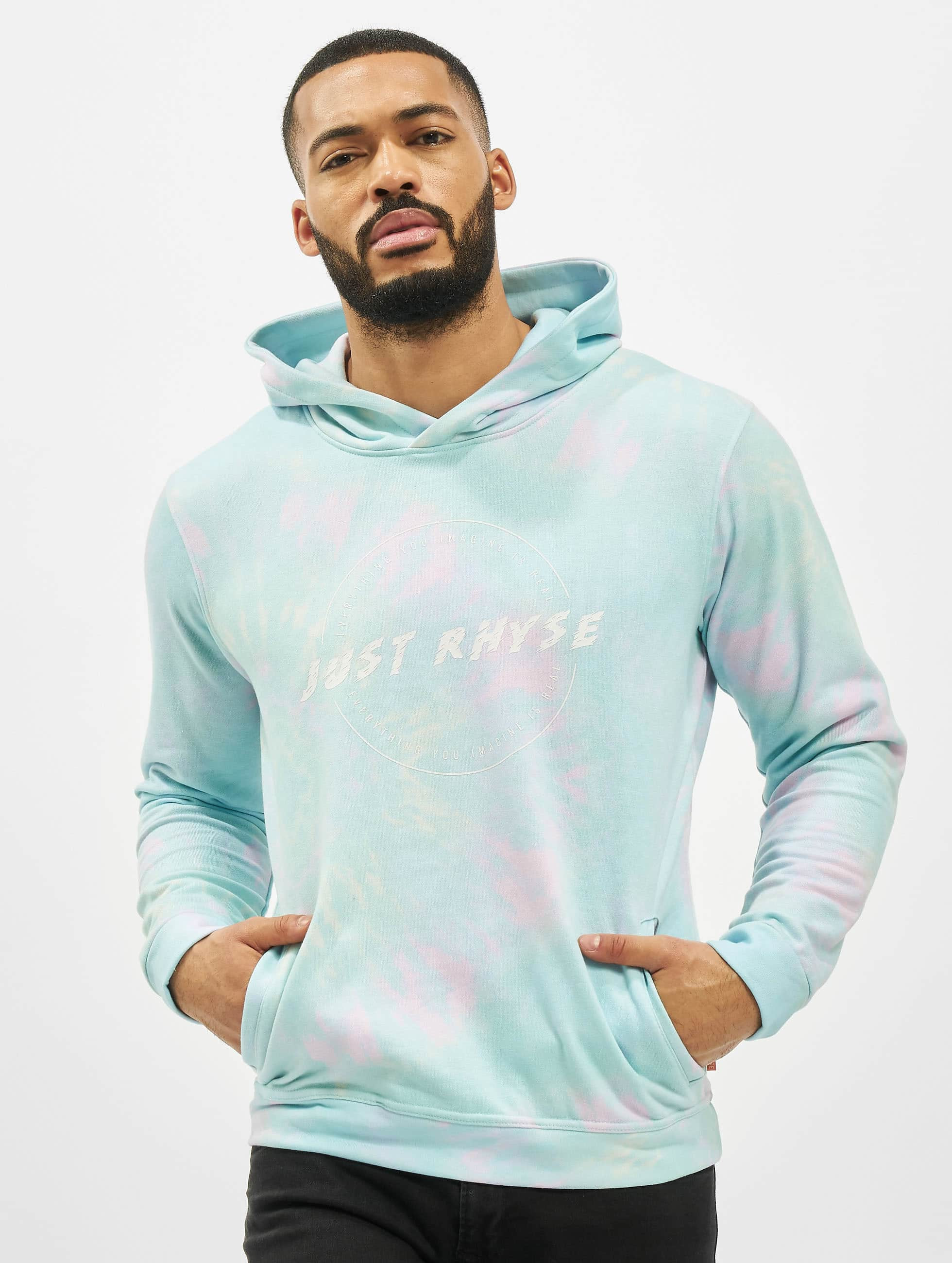Just Rhyse / Hoodie Agua Buena in colored M