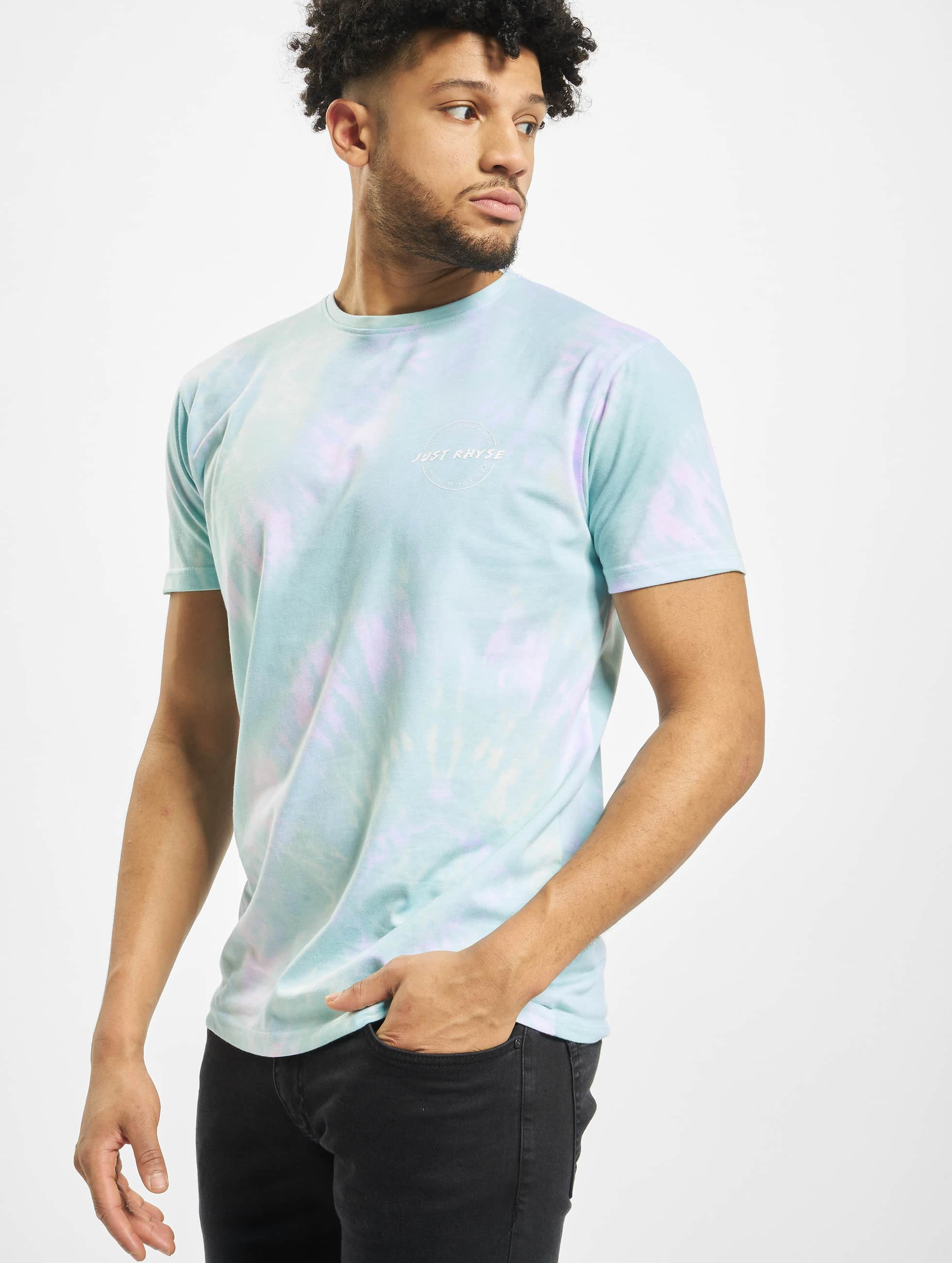 Just Rhyse / T-Shirt Agua Buena in colored M