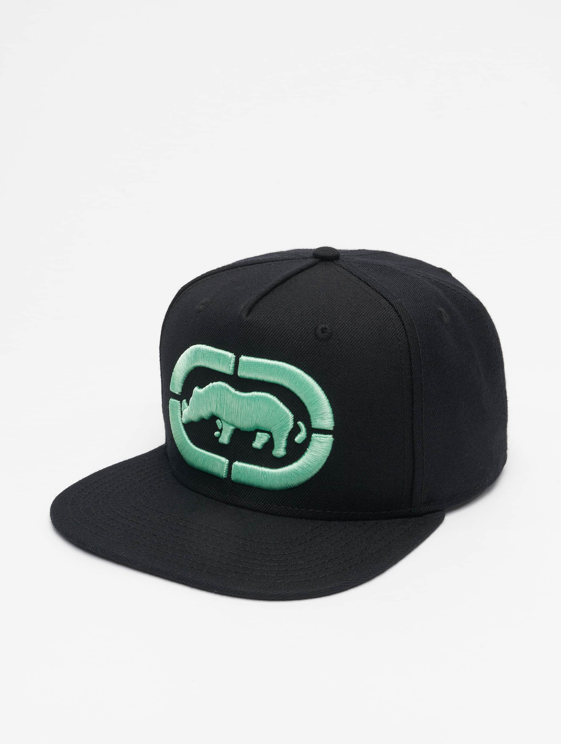 Ecko Unltd. / Snapback Cap Base in black Adjustable