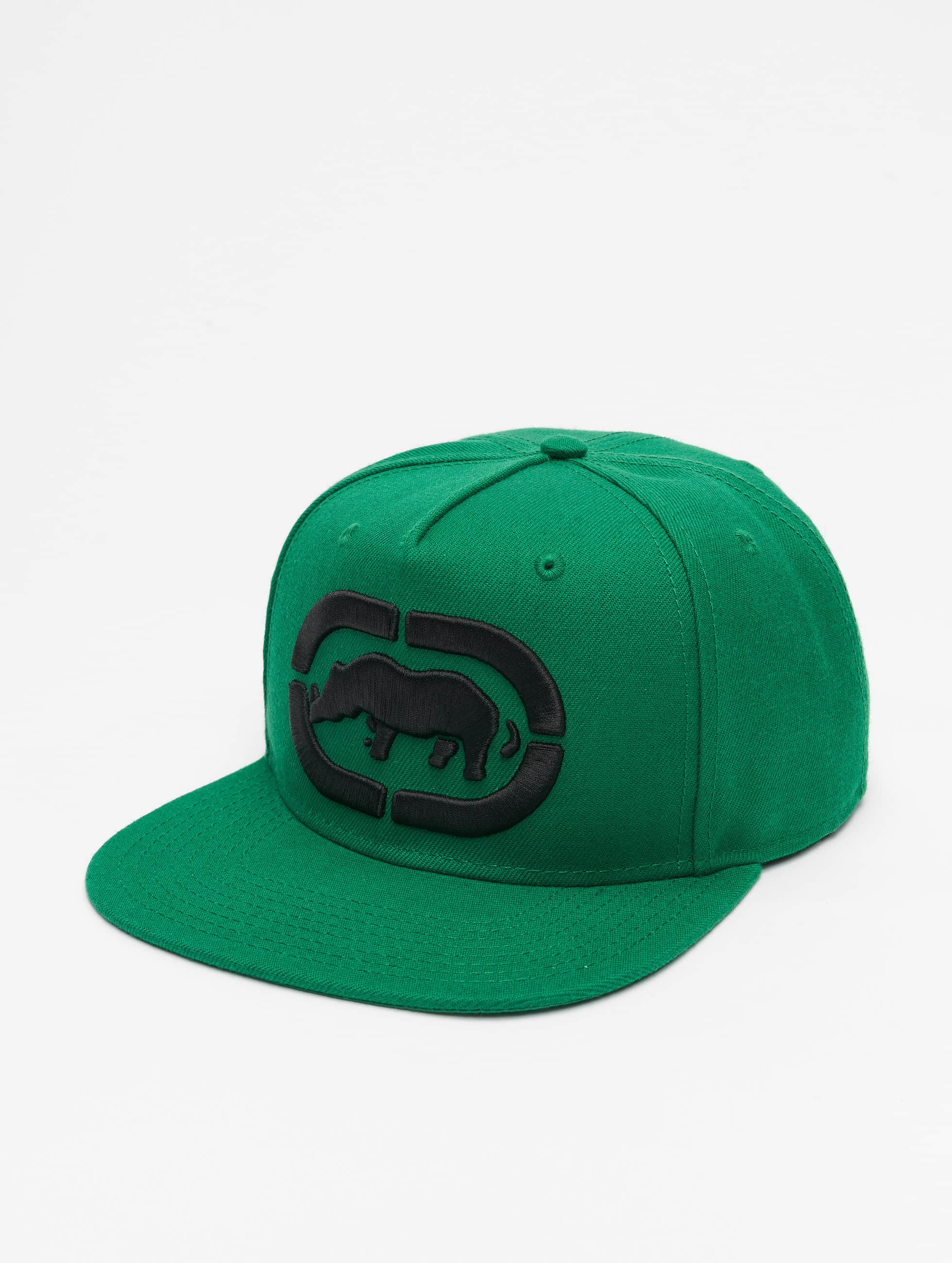 Ecko Unltd. / Snapback Cap Base in green Adjustable