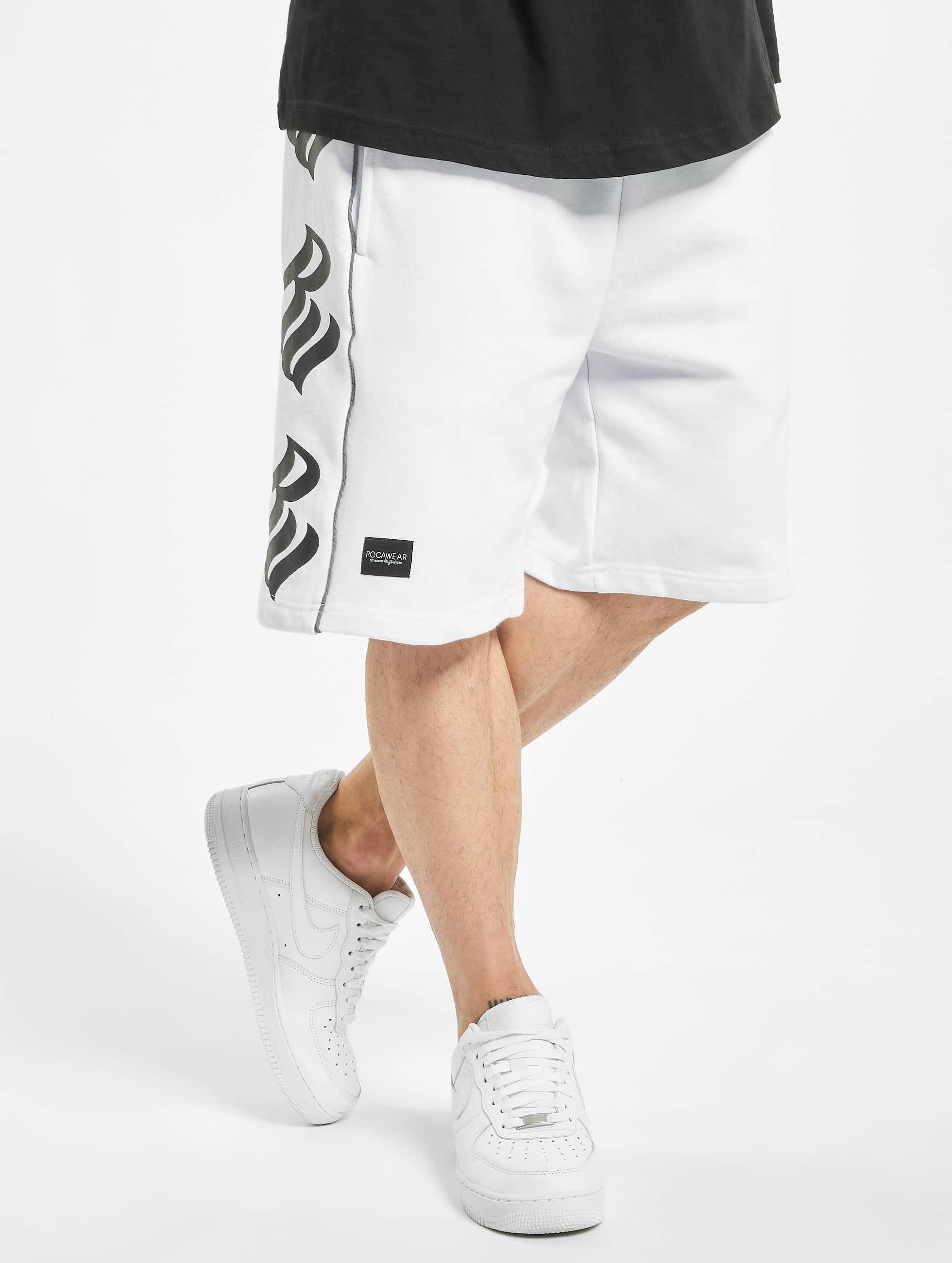 Rocawear / Short Hudson in white M