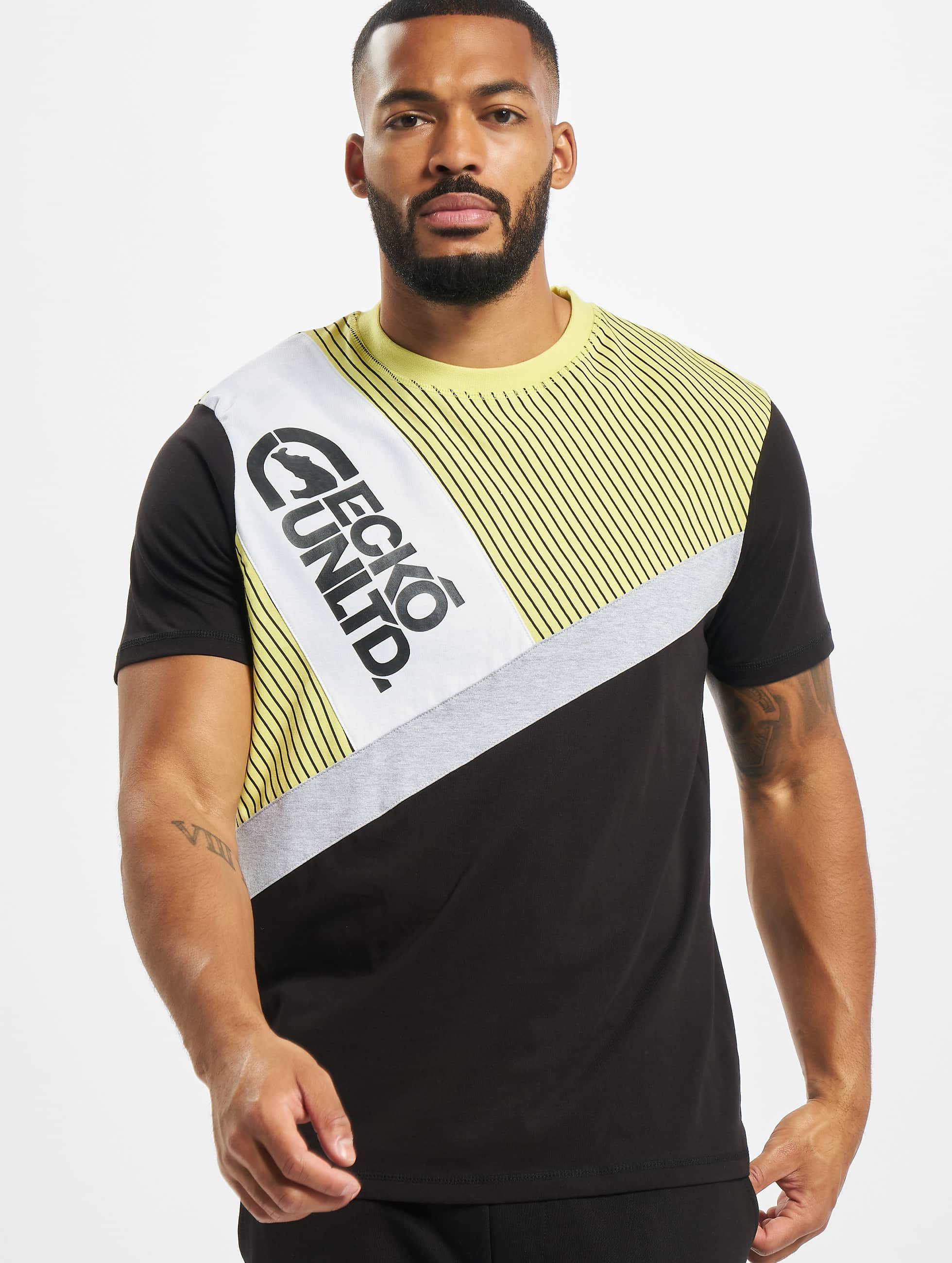Ecko Unltd. / T-Shirt Jackson in black XL
