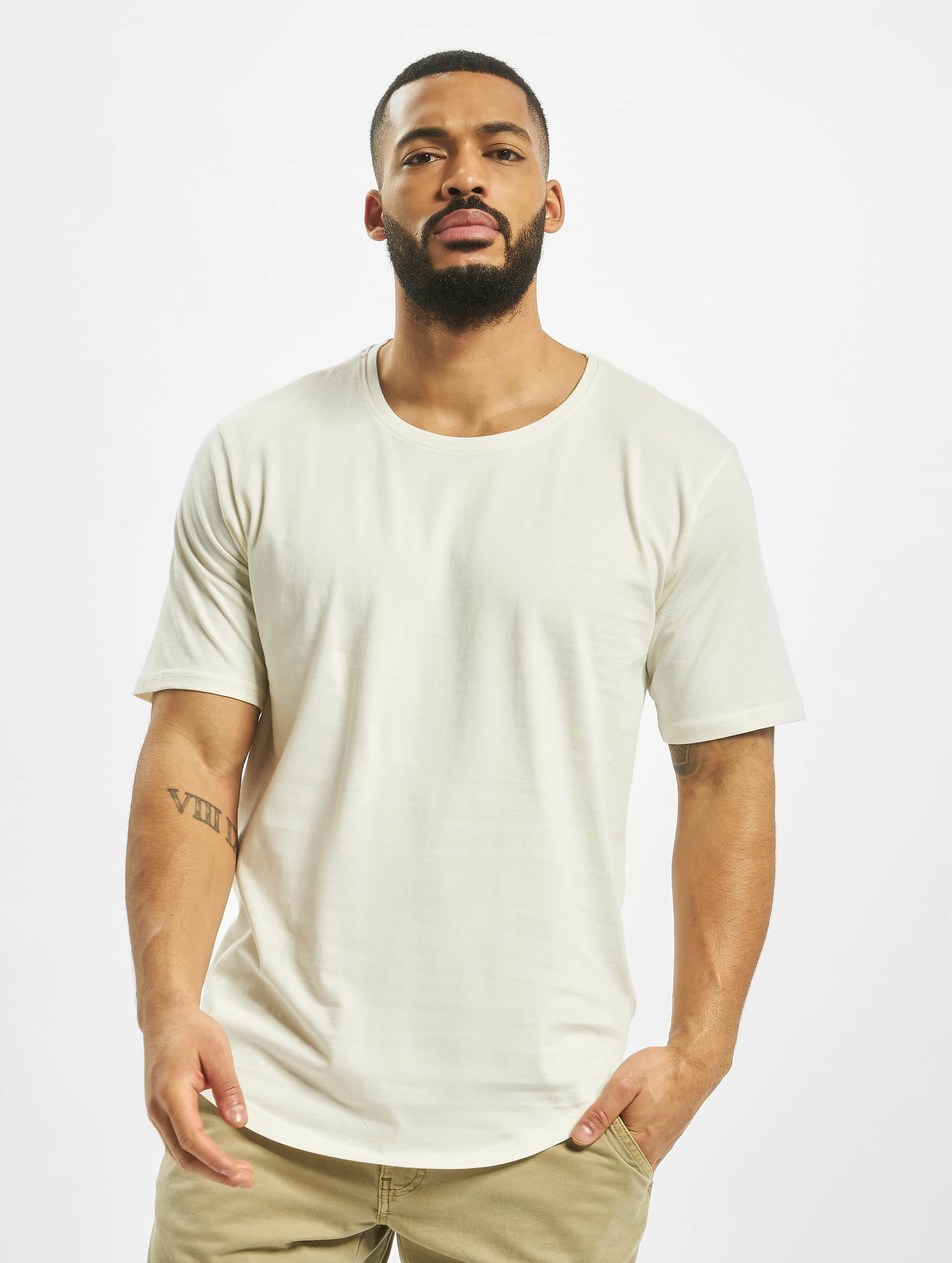 DEF / T-Shirt Lenny in white L