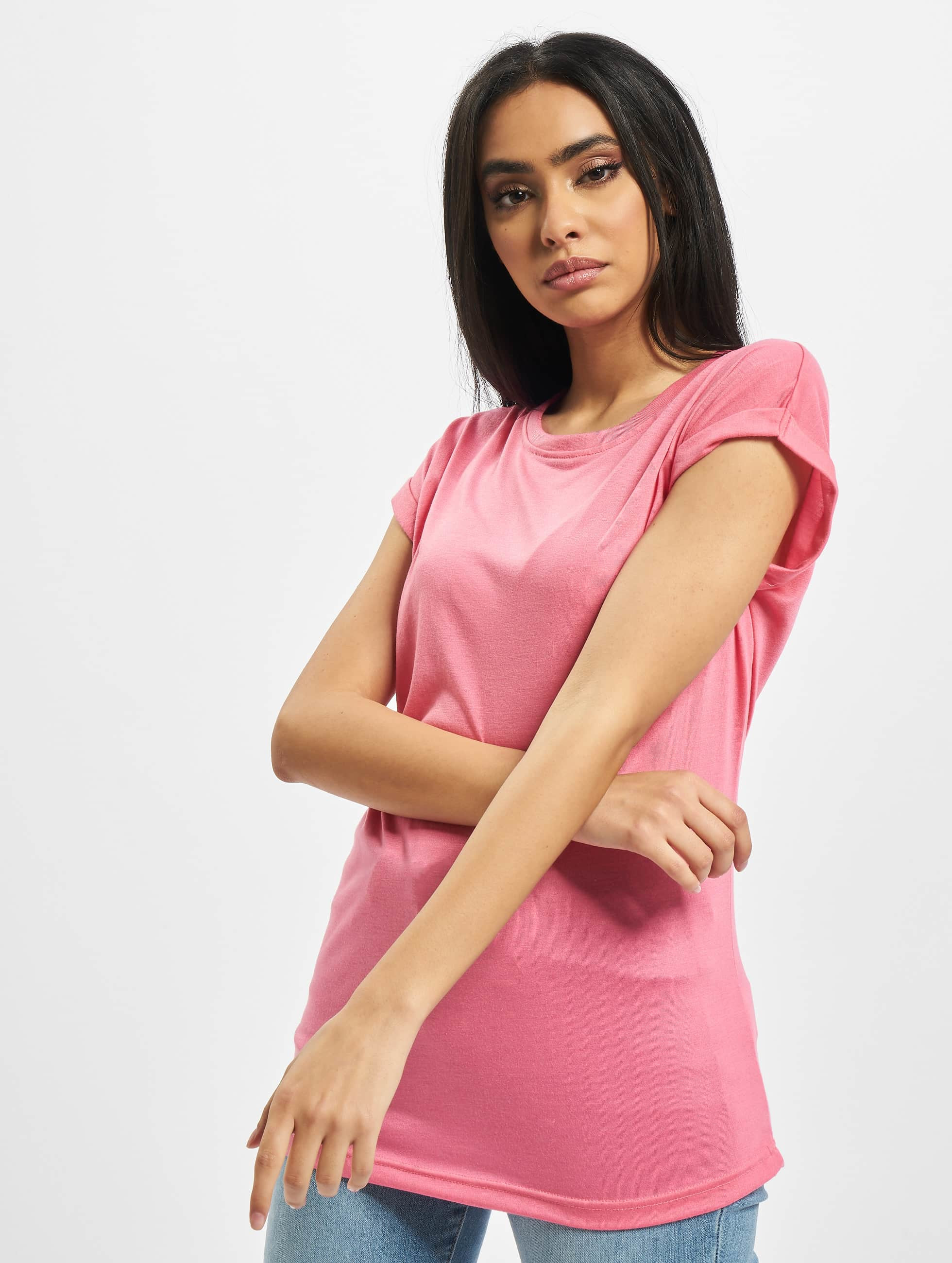 DEF / T-Shirt Giorgia in pink XL