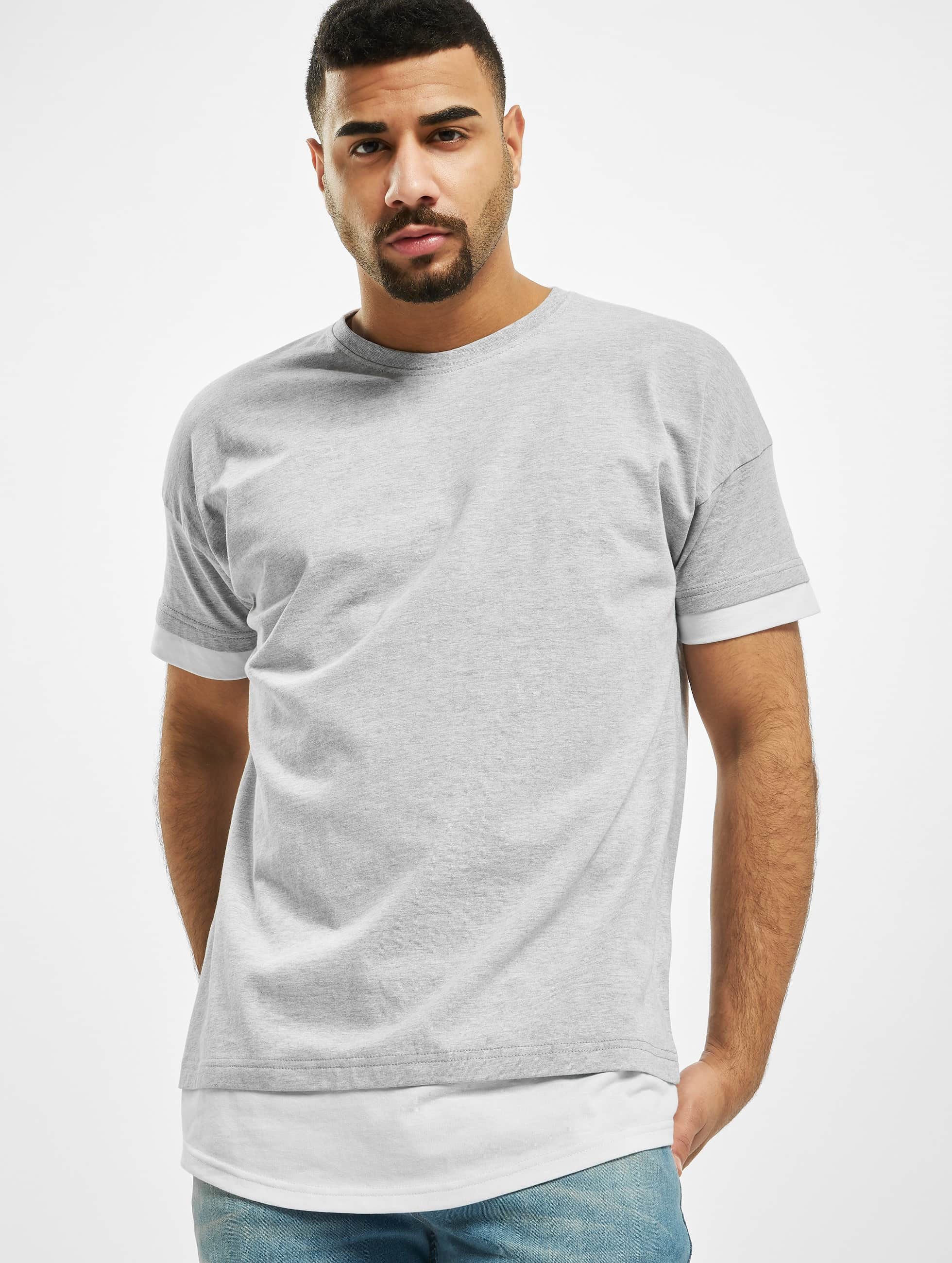 DEF / T-Shirt Tyle in grey XL