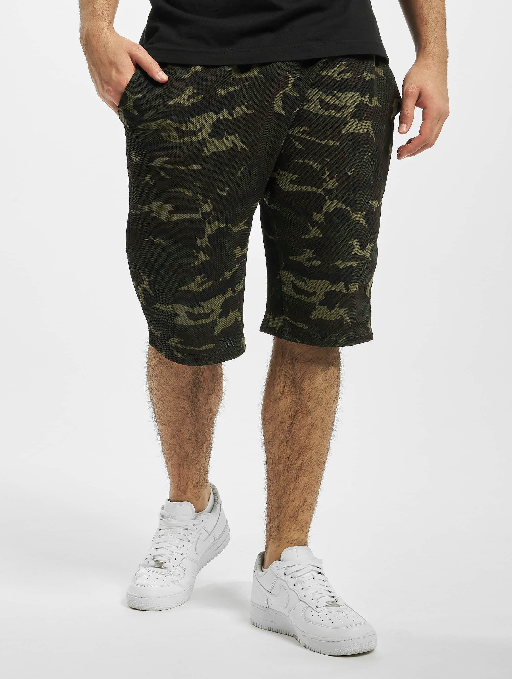 DEF / Short Leo in camouflage 2XL