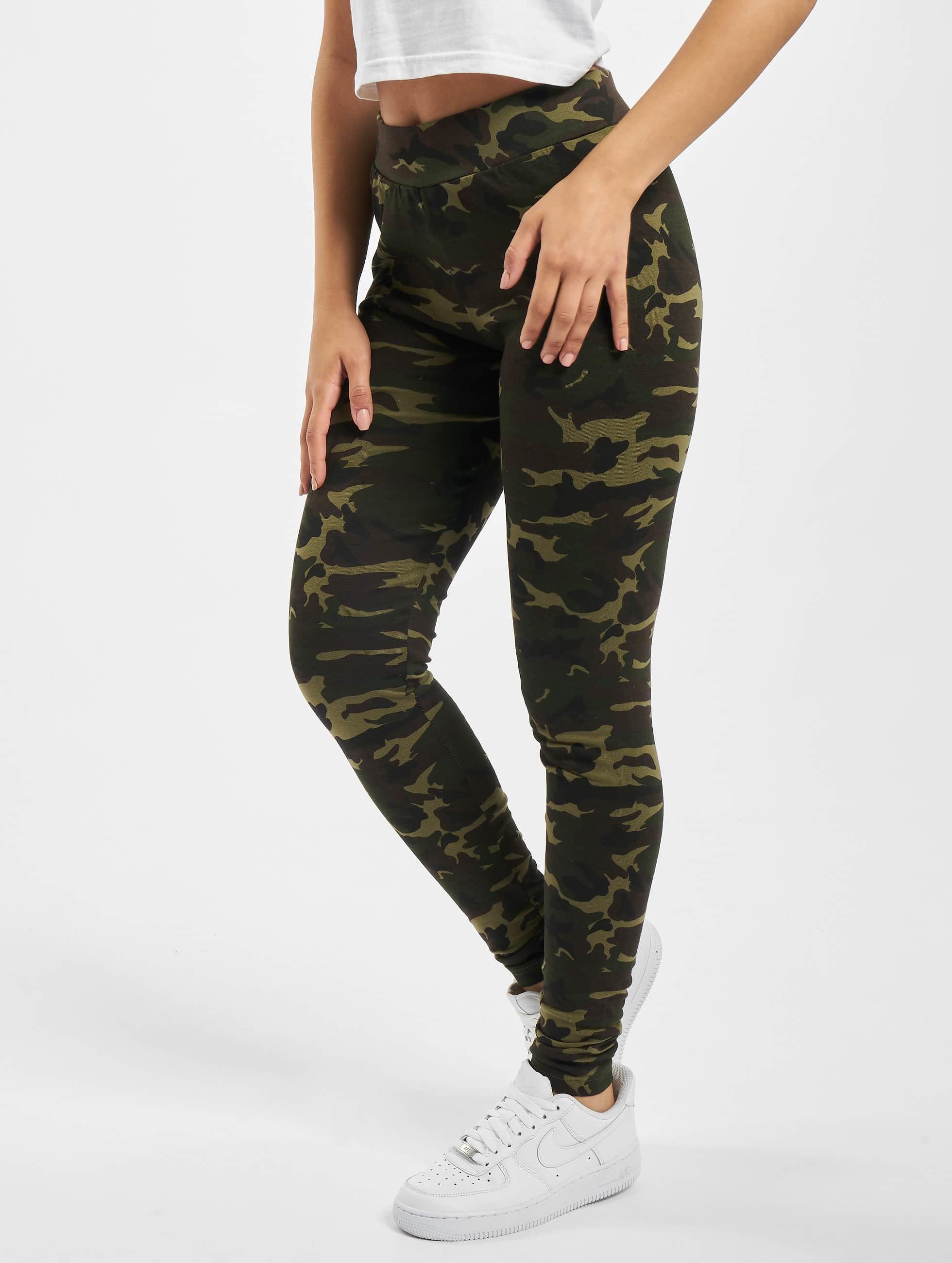 DEF / Legging/Tregging Romy in camouflage XS