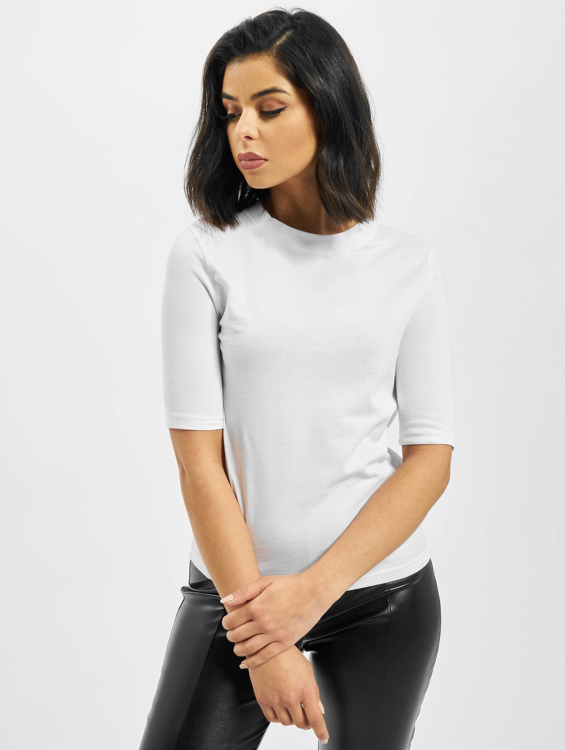 DEF / T-Shirt Raisa in white XS