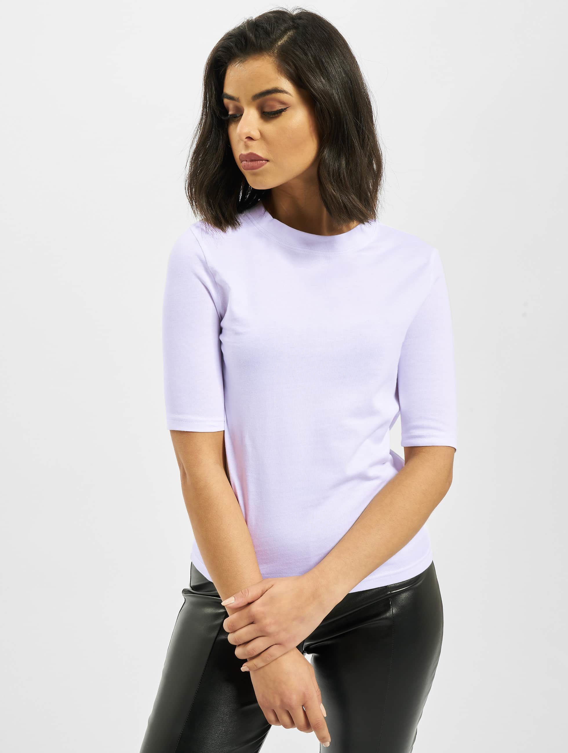 DEF / T-Shirt Raisa in purple XS