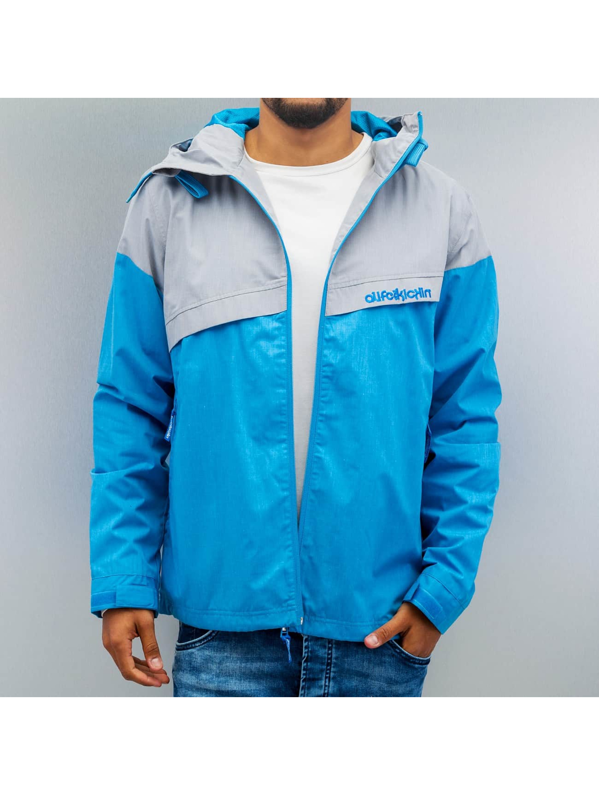 Alife Kickin Jack Jacket Blue Grey