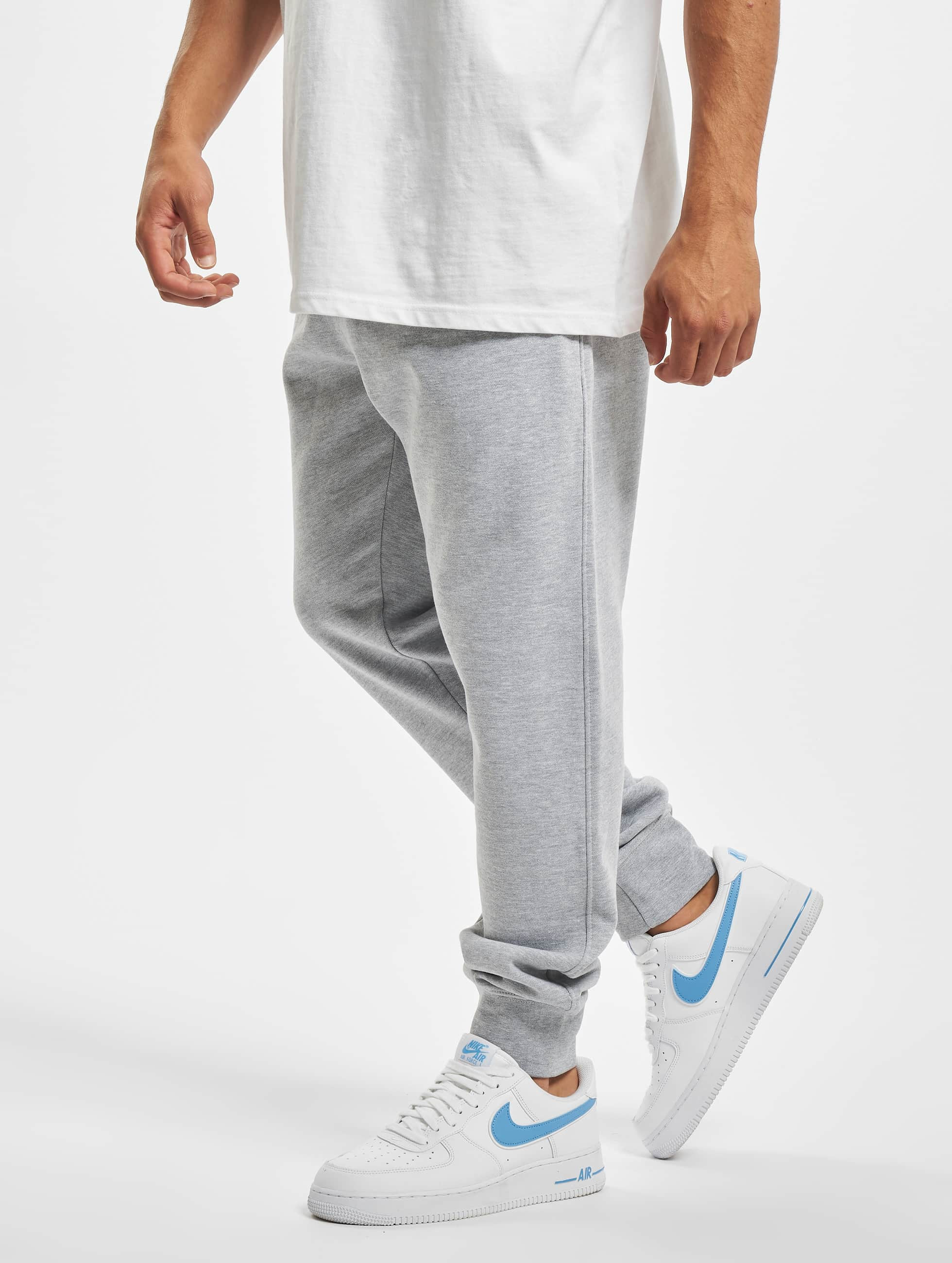 DEF / Sweat Pant Dimi in grey 6XL