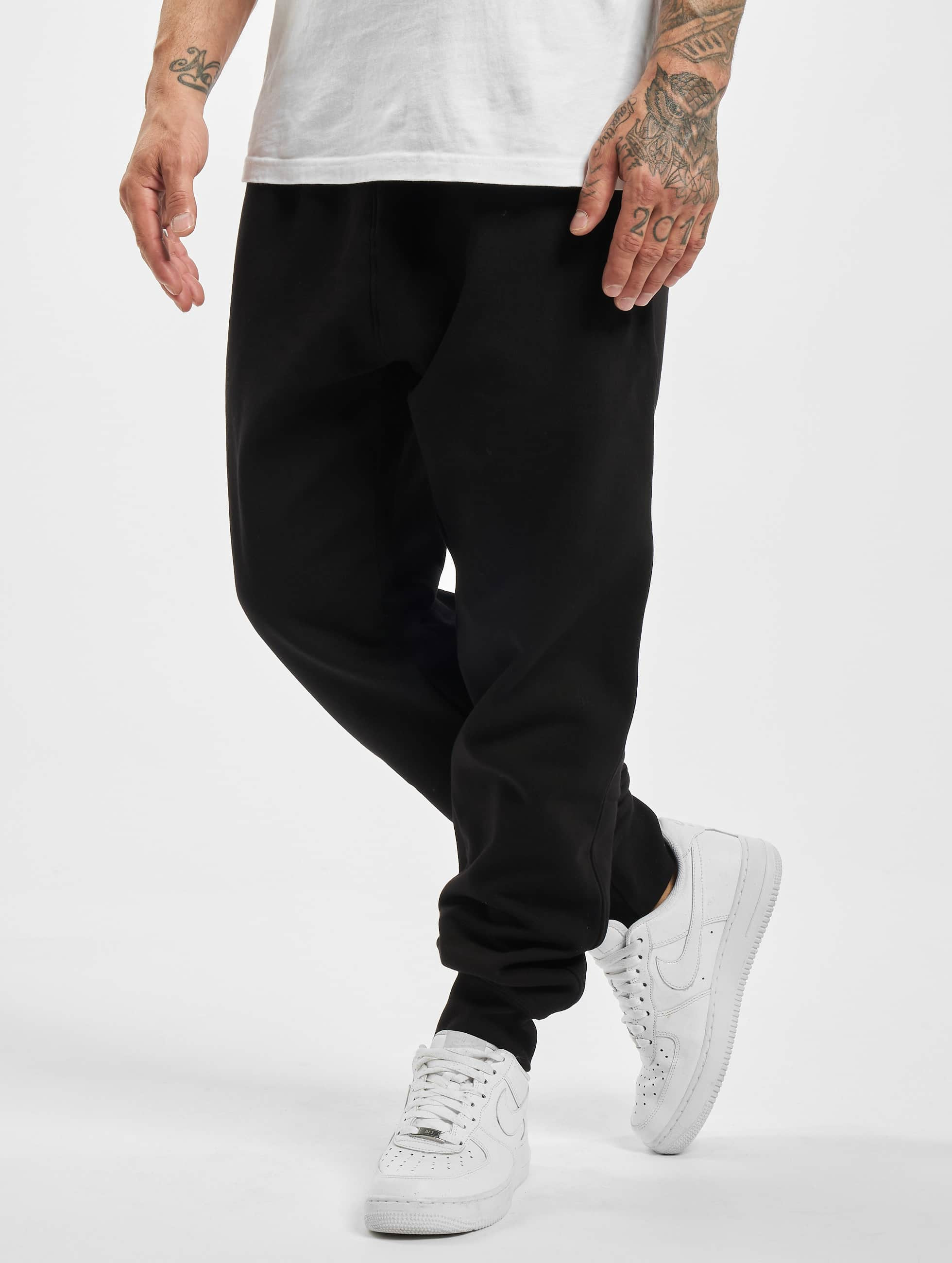 DEF / Sweat Pant Dimi in black XL