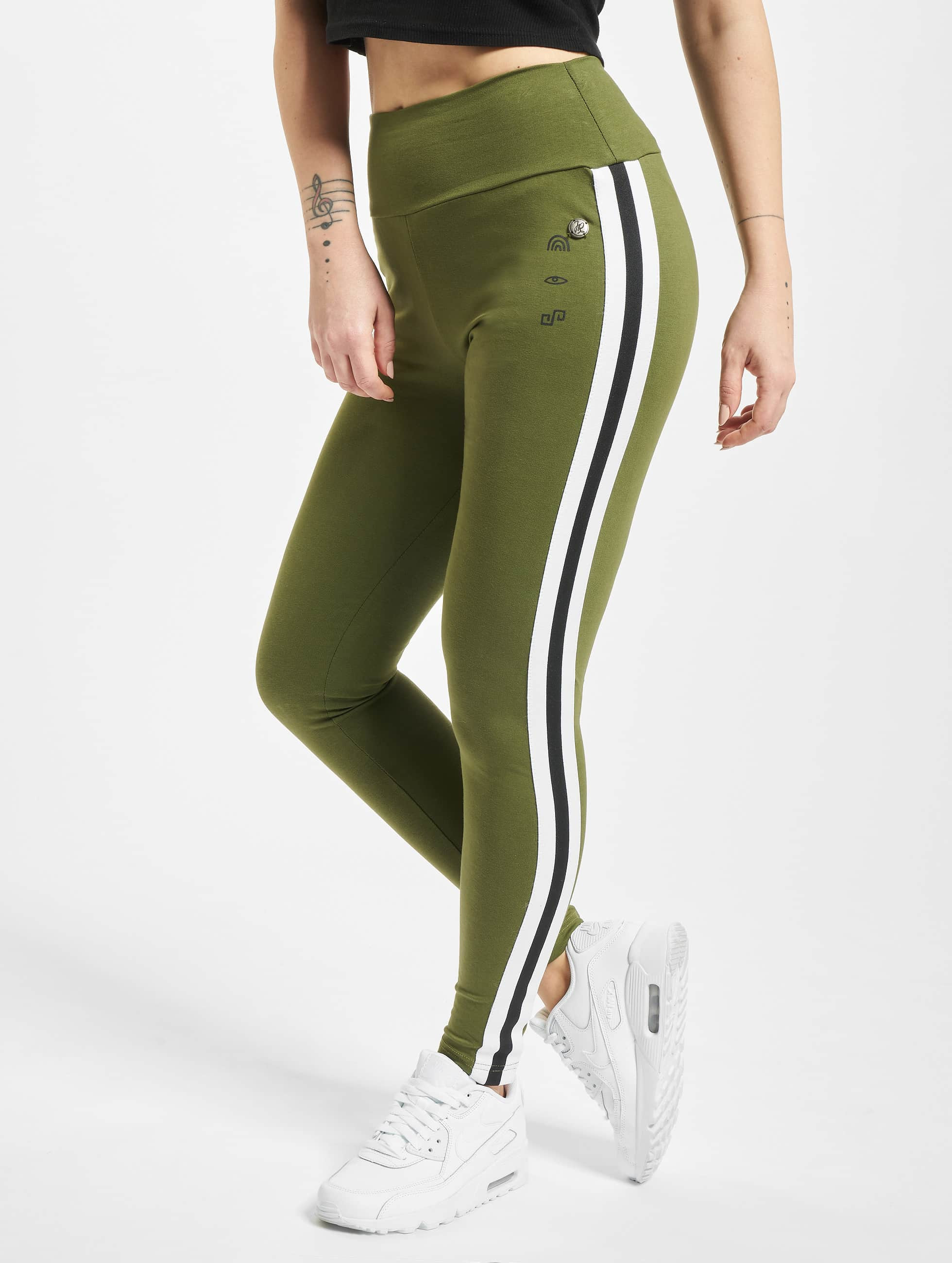 Just Rhyse / Legging/Tregging Villamontes in green M