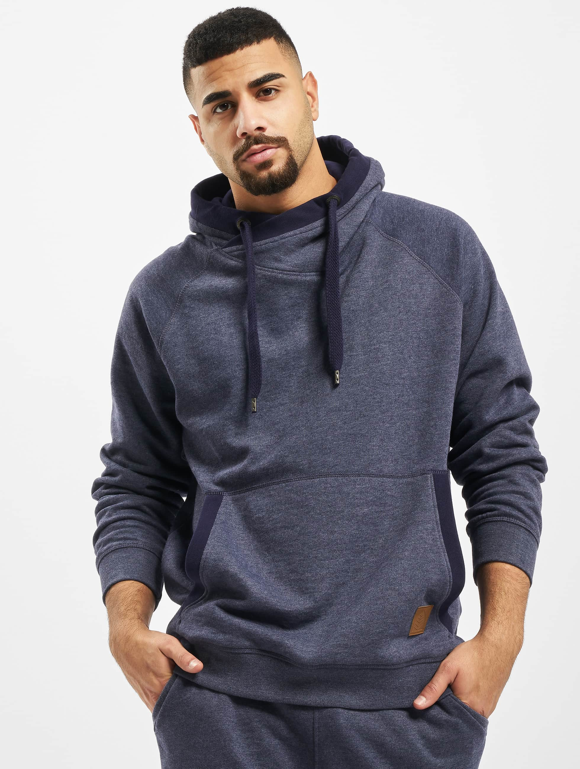 Just Rhyse / Hoodie Rock Spring in blue XL