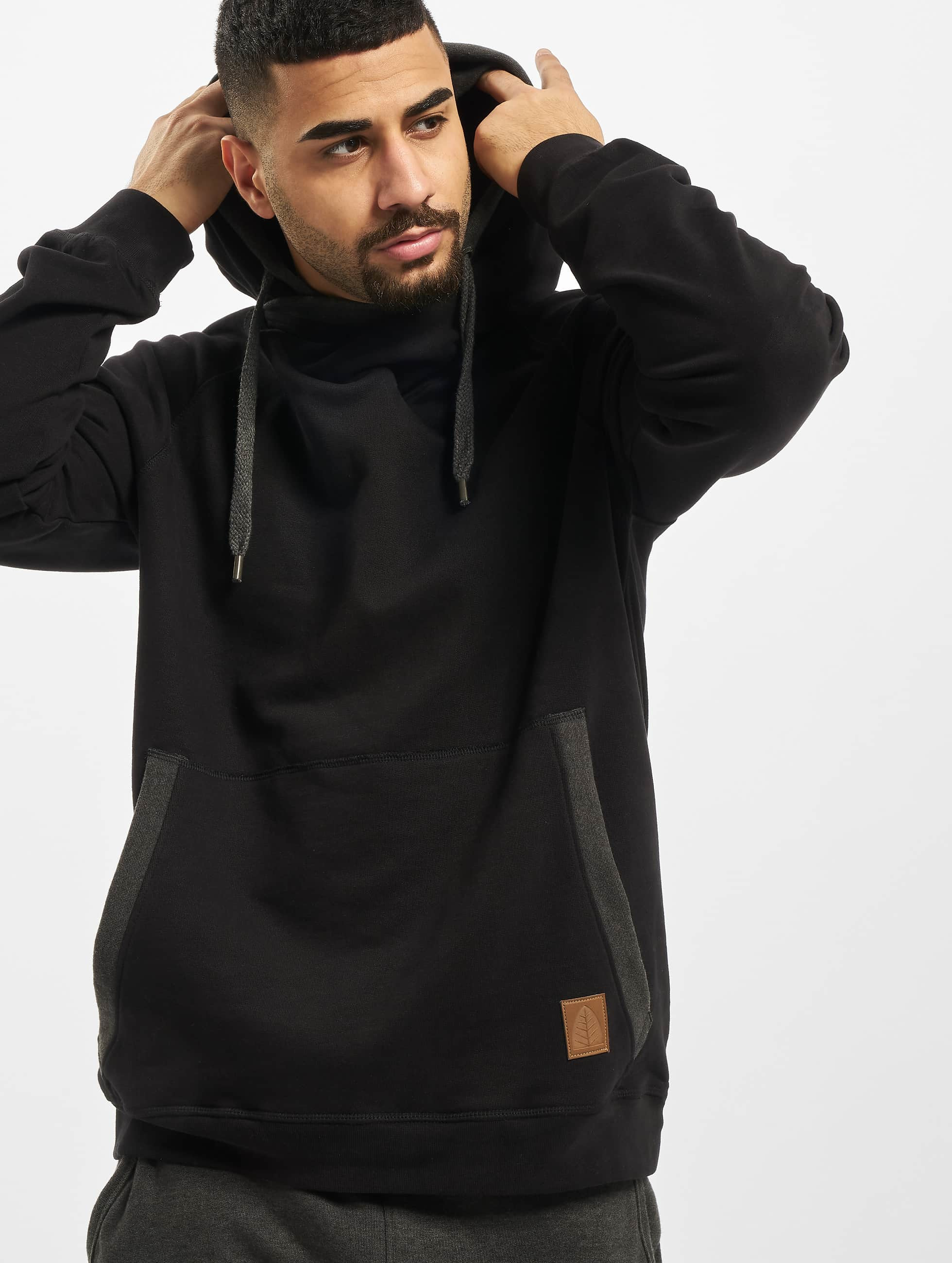 Just Rhyse / Hoodie Rock Spring in black XL