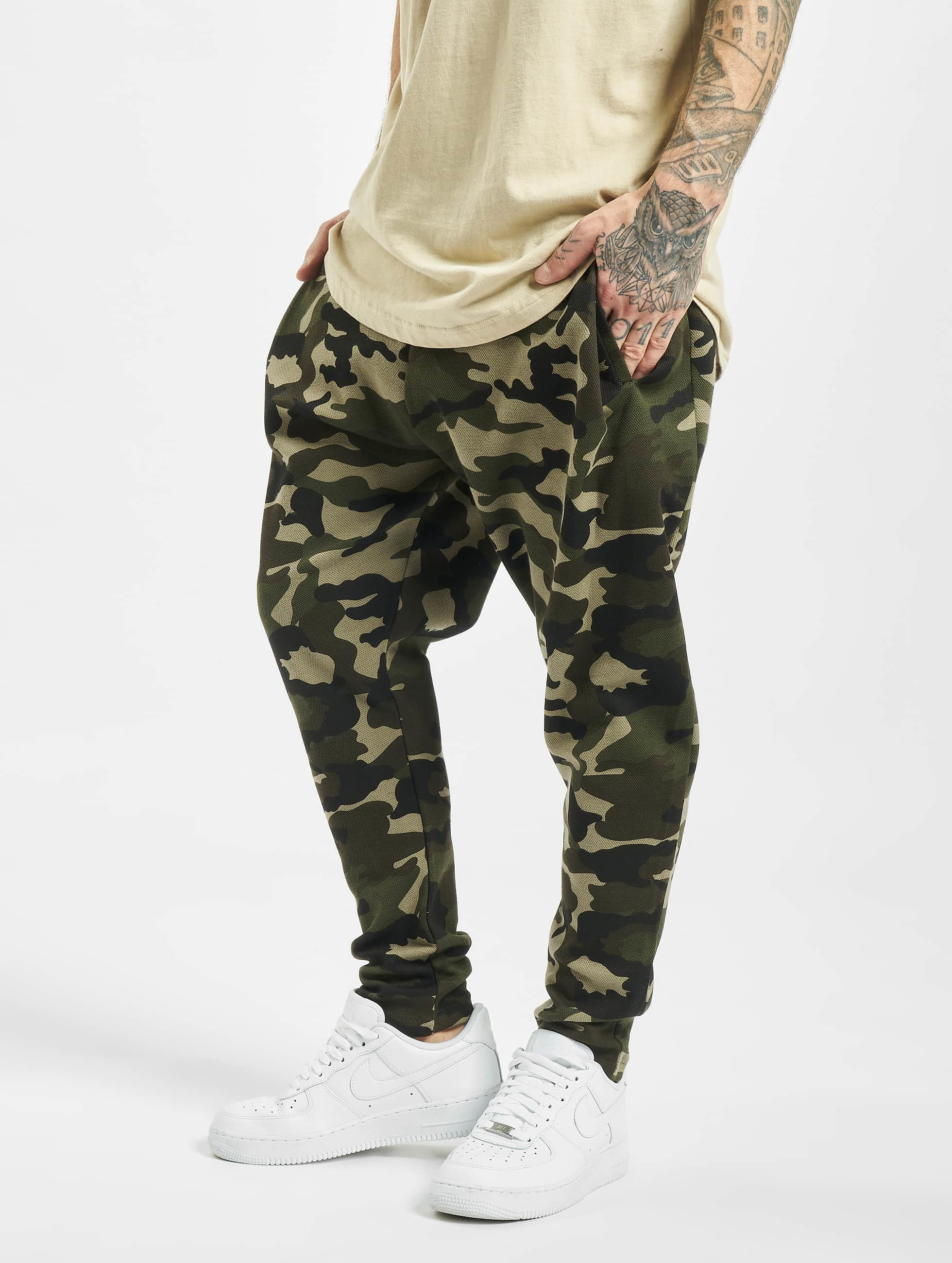 2Y / Sweat Pant Adem in camouflage XL