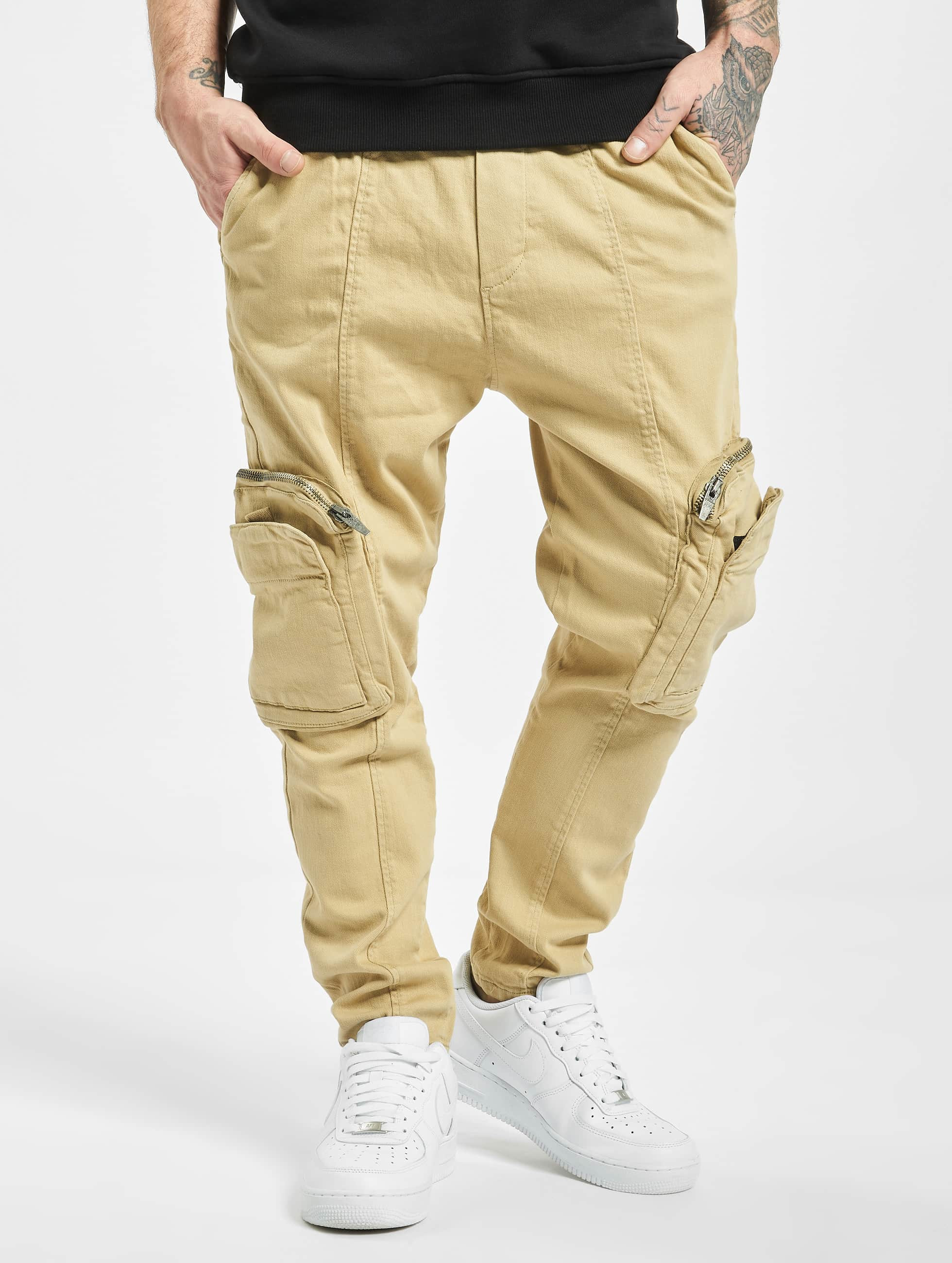 2Y / Slim Fit Jeans Metin in beige W 31